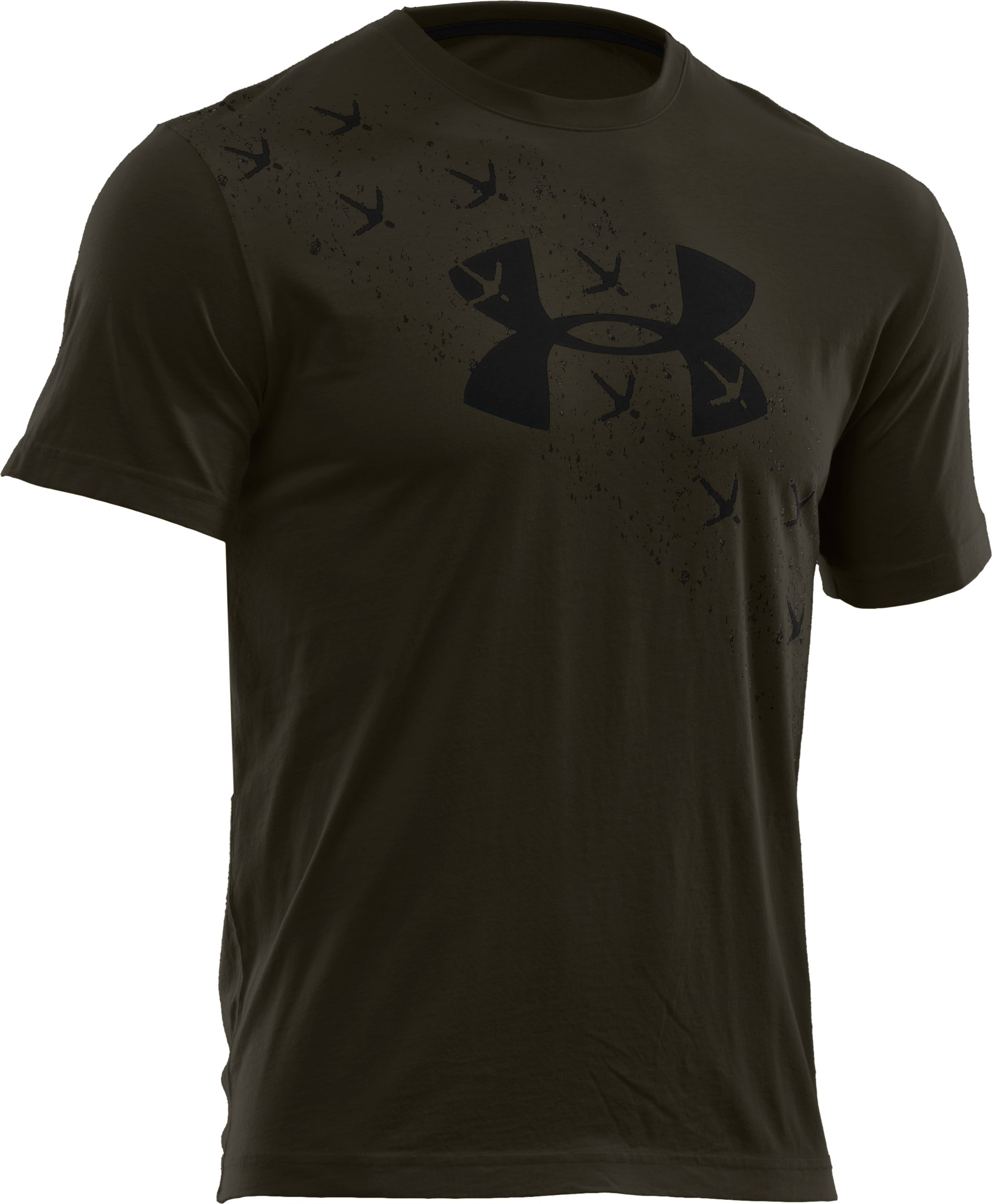 Men's UA Turkey Trax T-Shirt, Rifle Green,