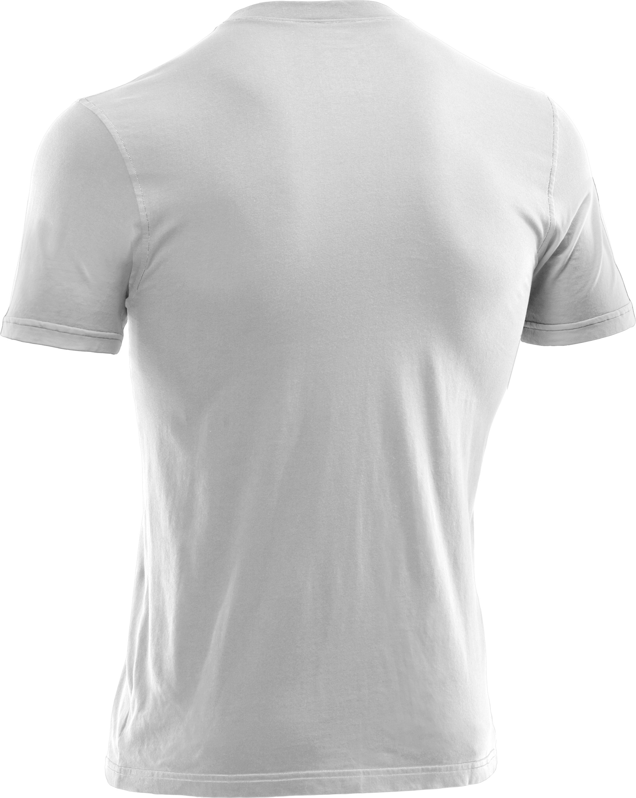 Men's Charged Cotton® Pocket T-Shirt, White