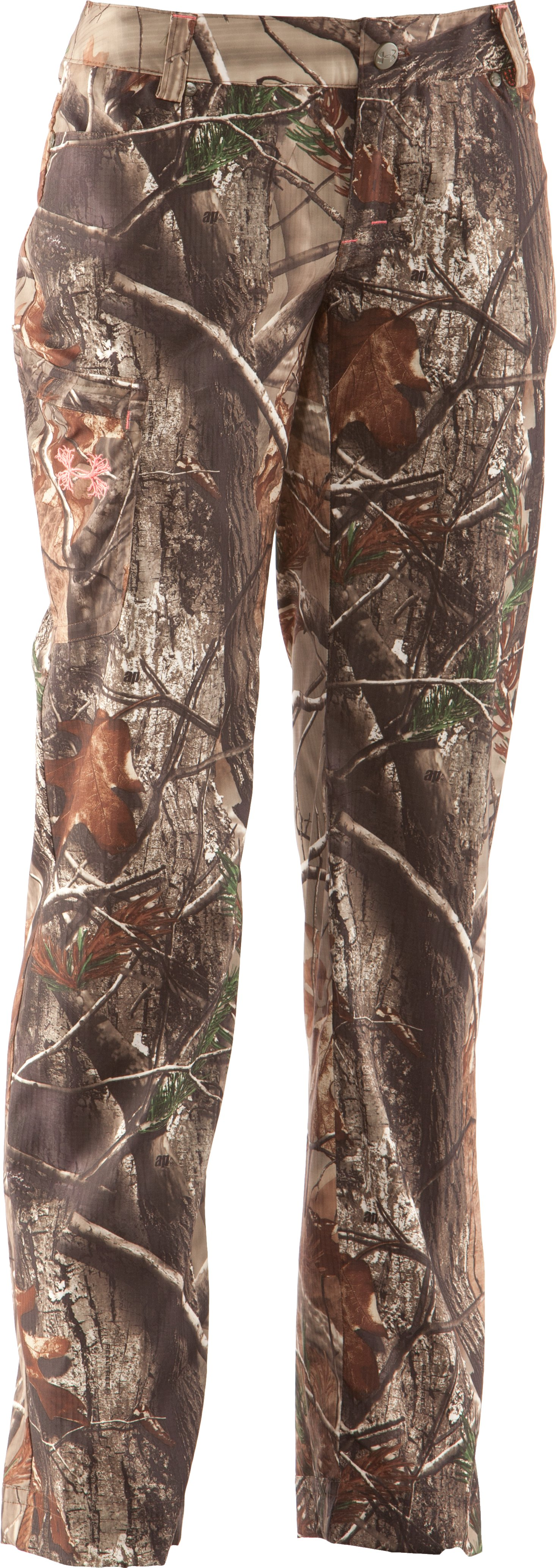 Women's UA Performance Field Pant, Realtree AP
