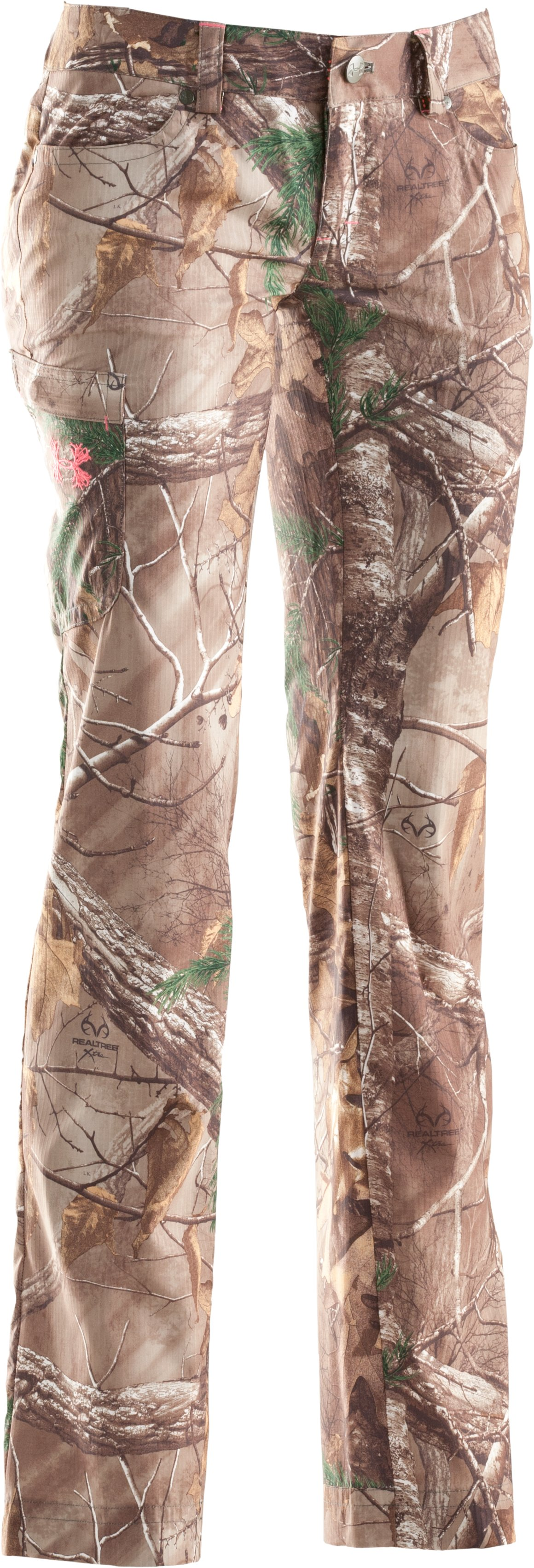 Women's UA Performance Field Pant, REALTREE AP-XTRA