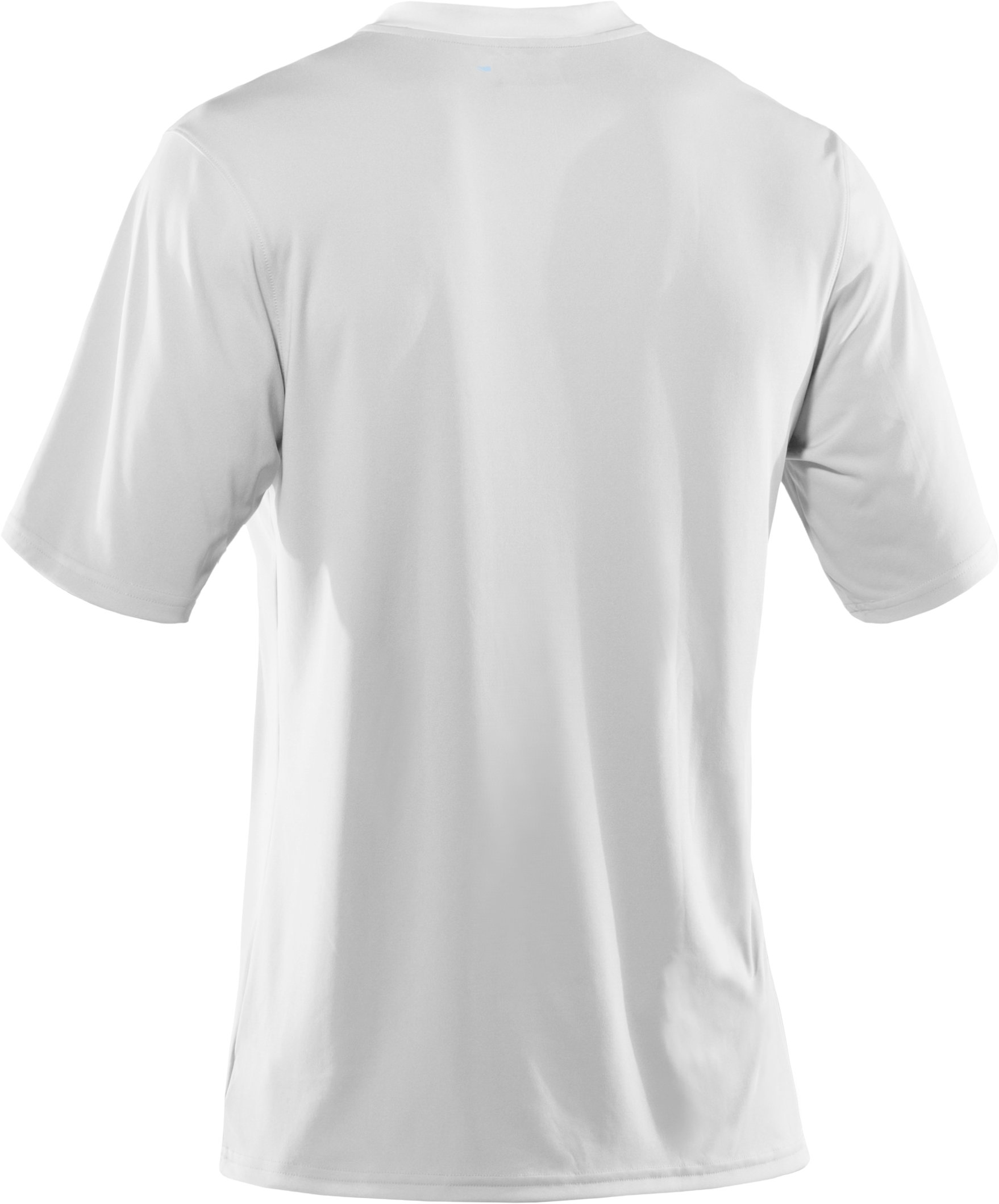 Men's UA Chaos Short Sleeve Soccer Jersey, White