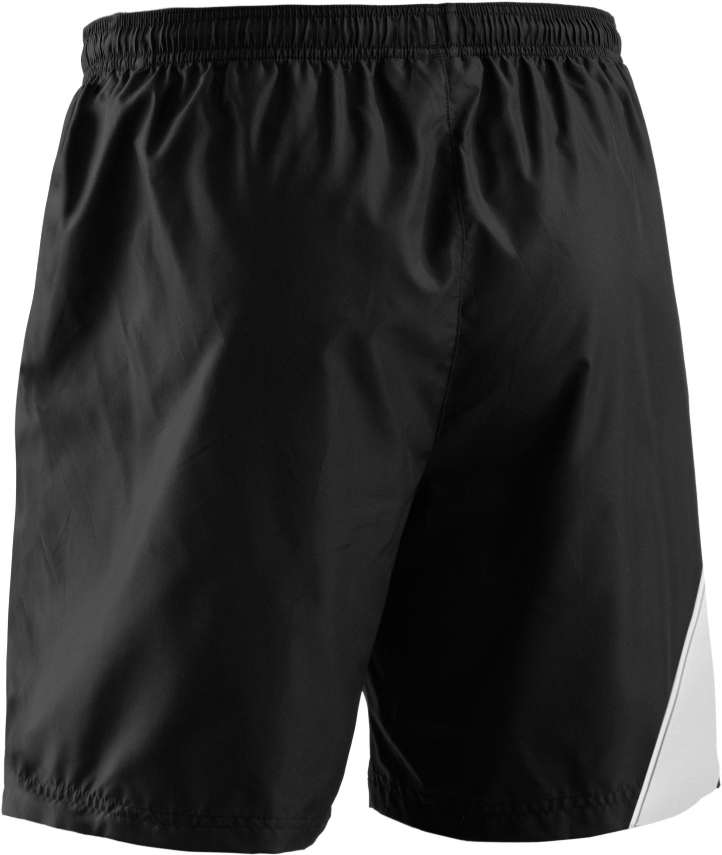 "Men's UA Chaos 7.5"" Soccer Shorts, Black , undefined"