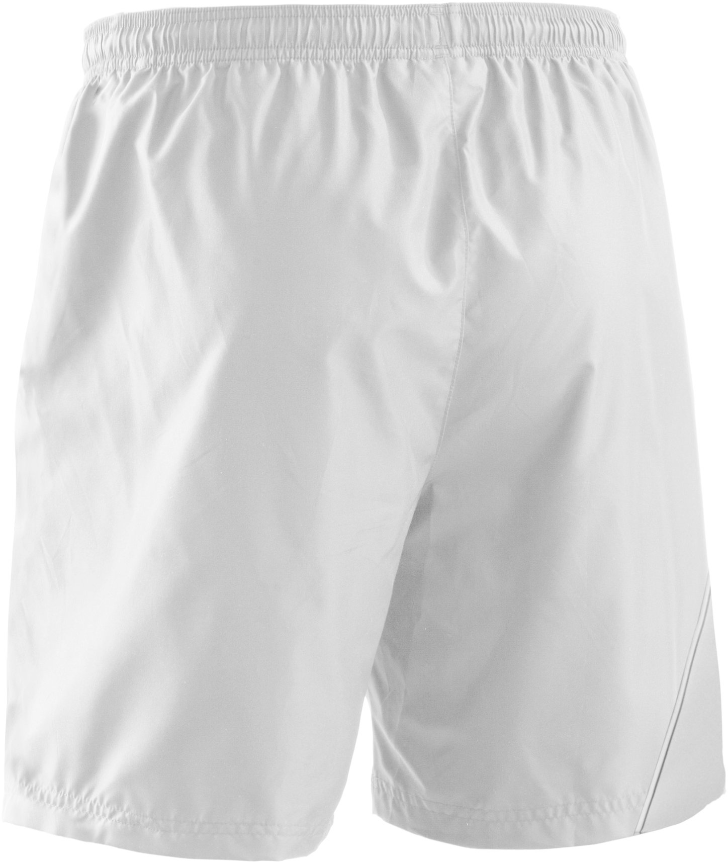 "Men's UA Chaos 7.5"" Soccer Shorts, White"