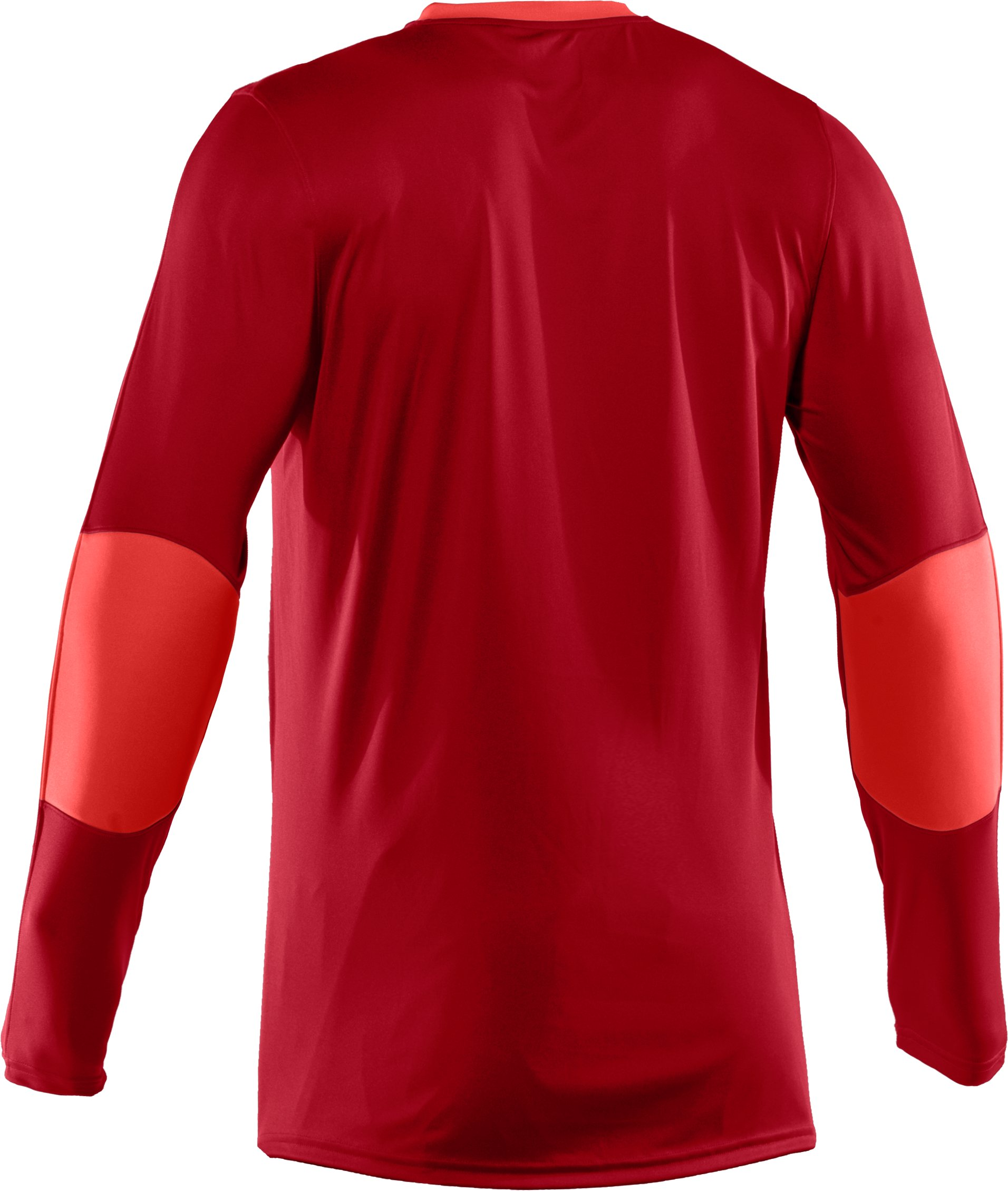 Men's UA Horizontal Goalkeeper Jersey, Fraternity