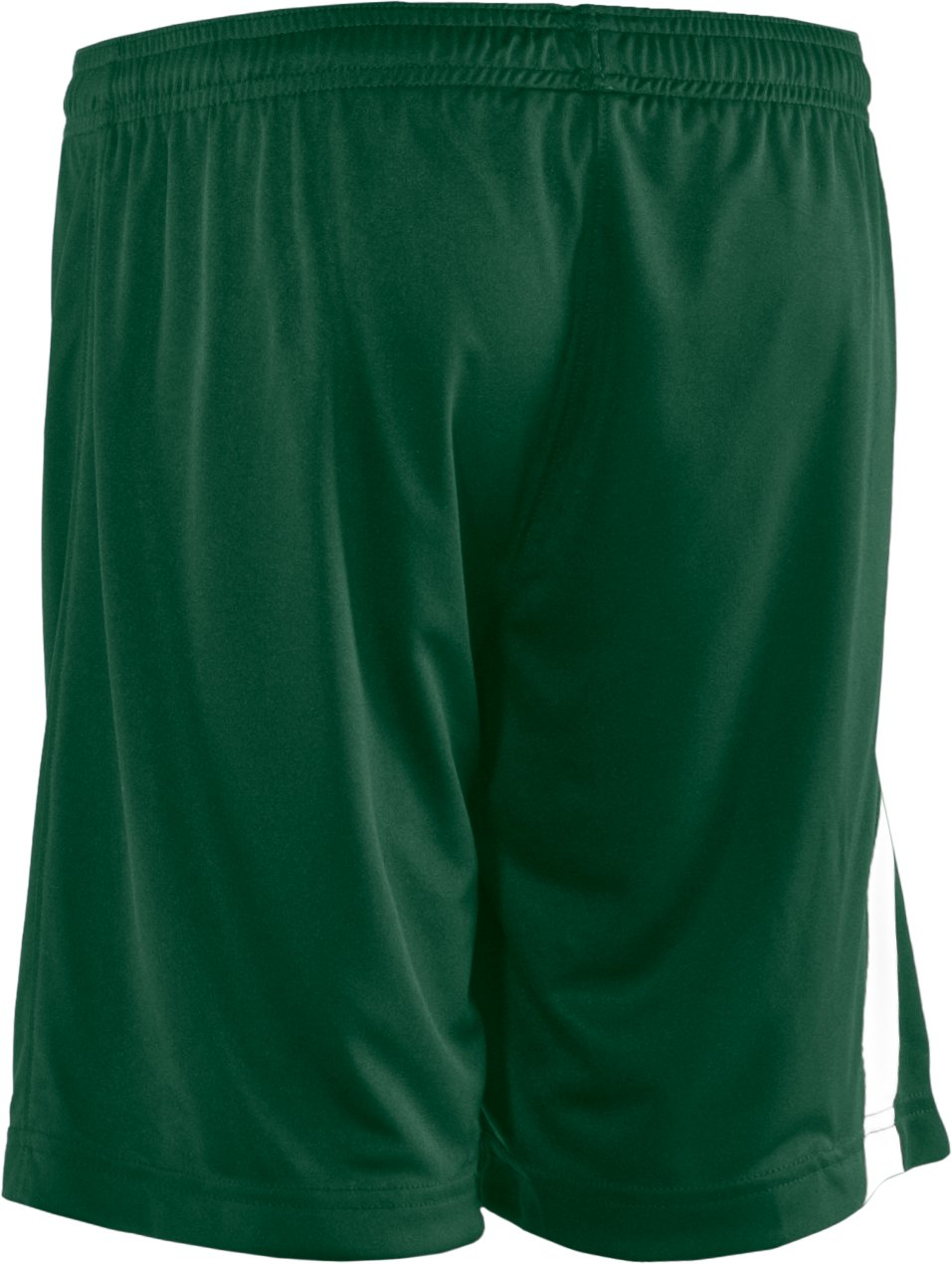 "Boys' UA Chaos 7"" Soccer Shorts, Forest Green, zoomed image"