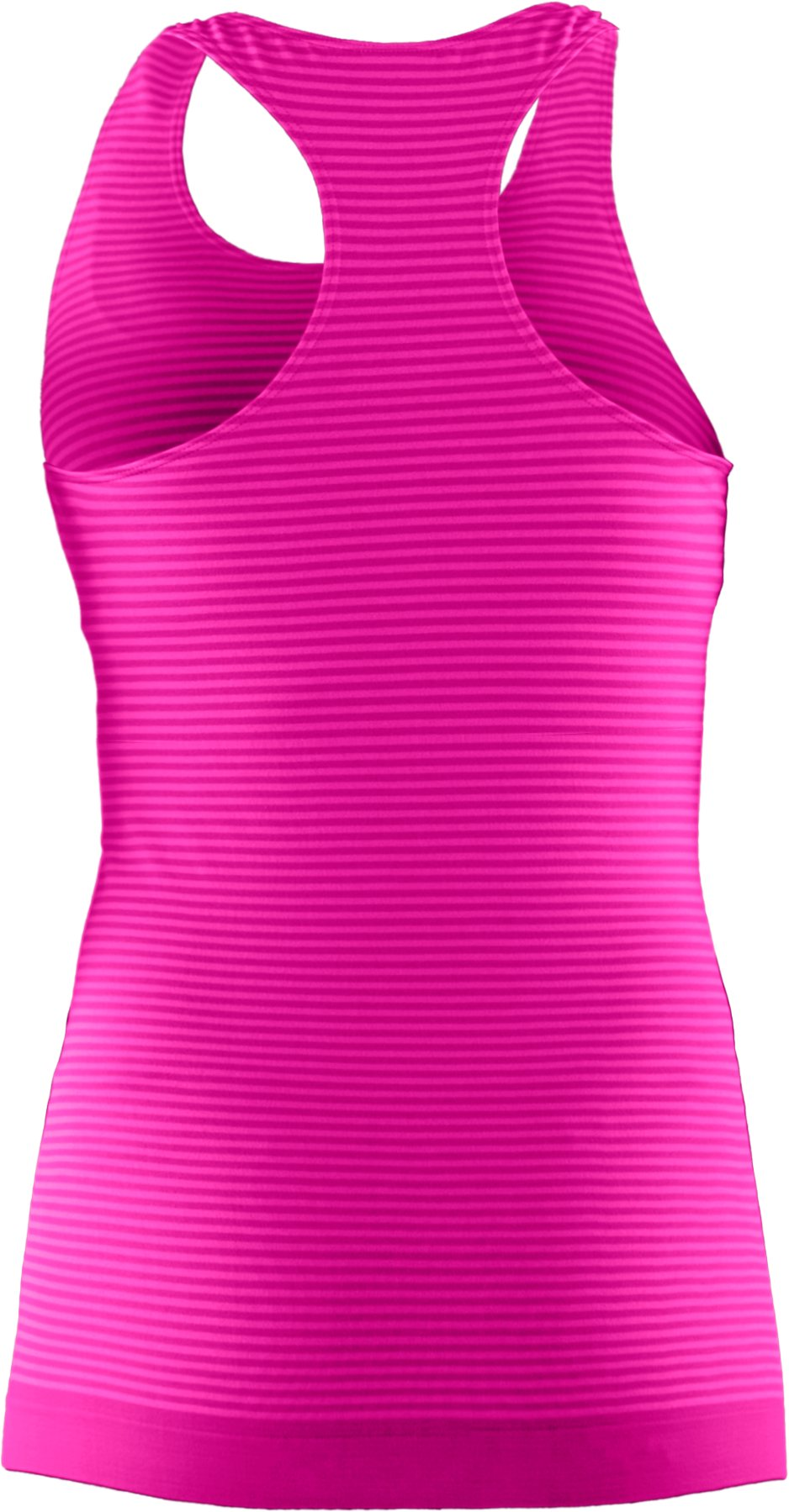 Women's UA Charm Seamless Tank, Tropic Pink, undefined