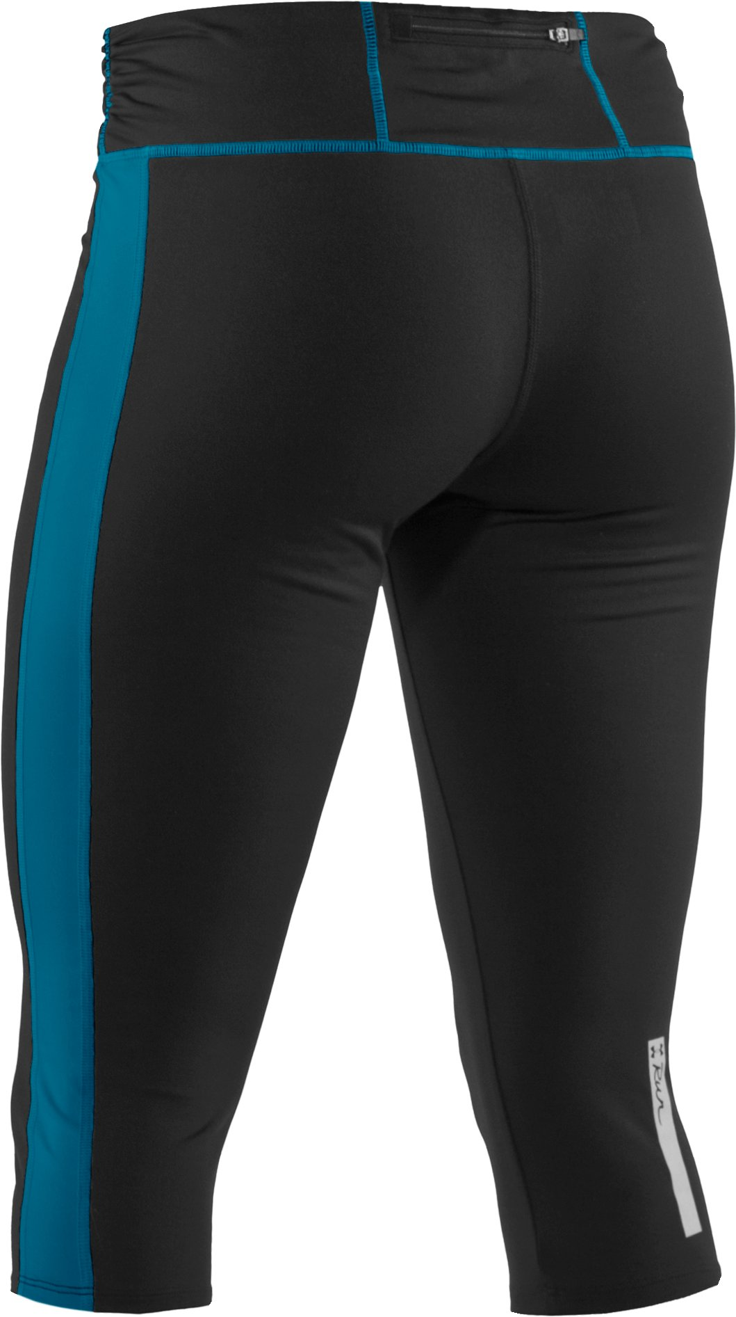 Women's UA Escape Fitted Capri, Black , undefined