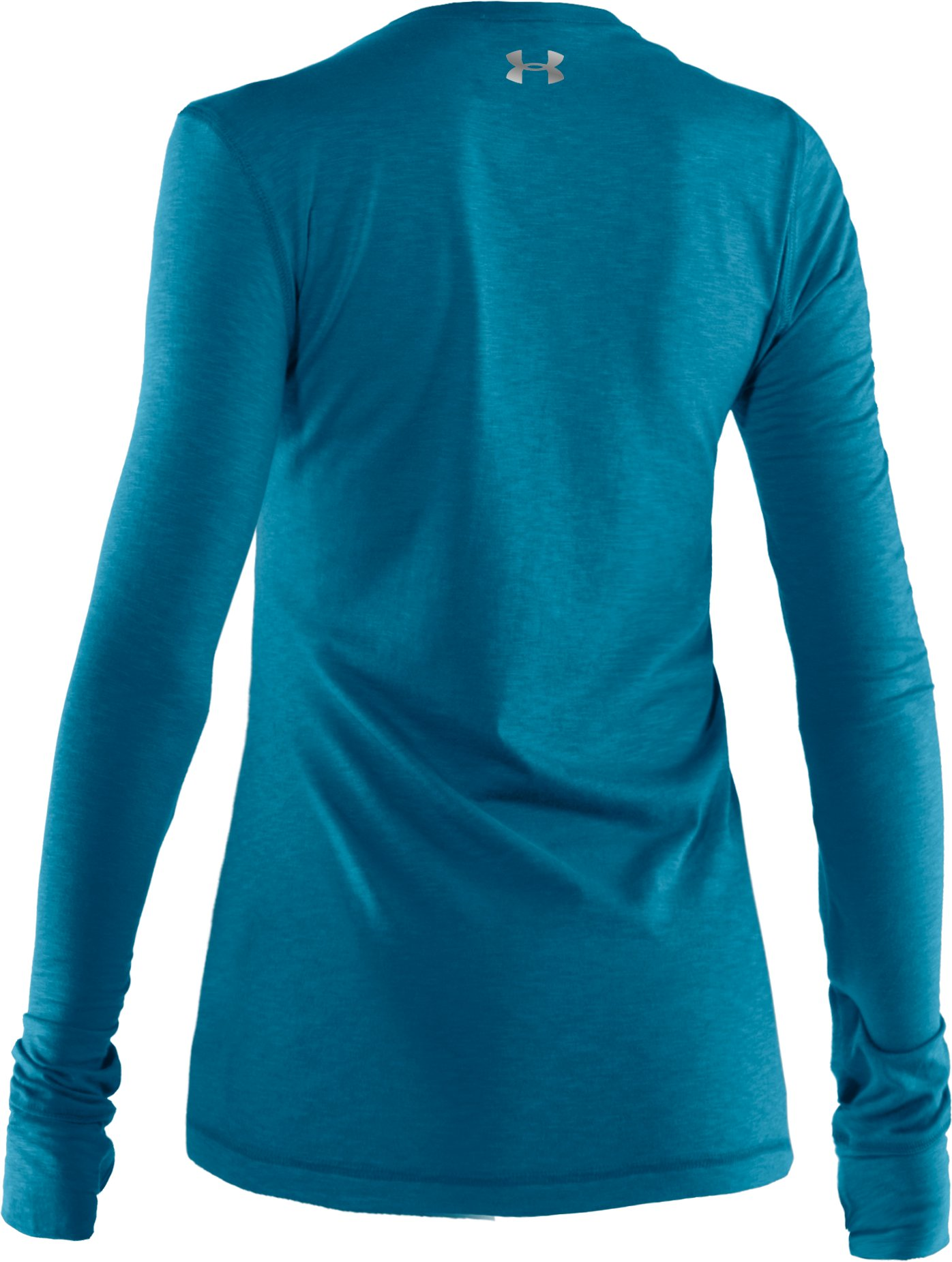 Women's UA Charm Long Sleeve Shirt, Break,