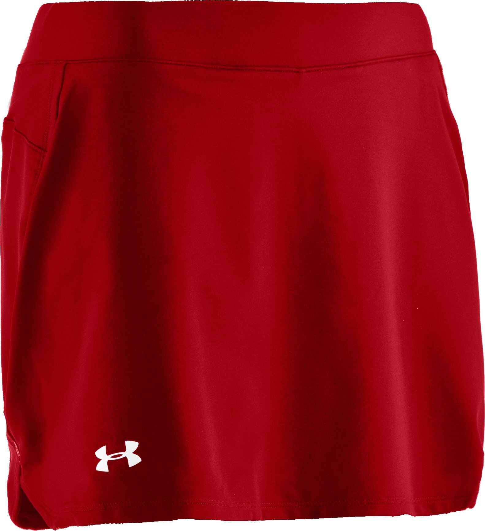 Women's UA Team Skort, Red, undefined