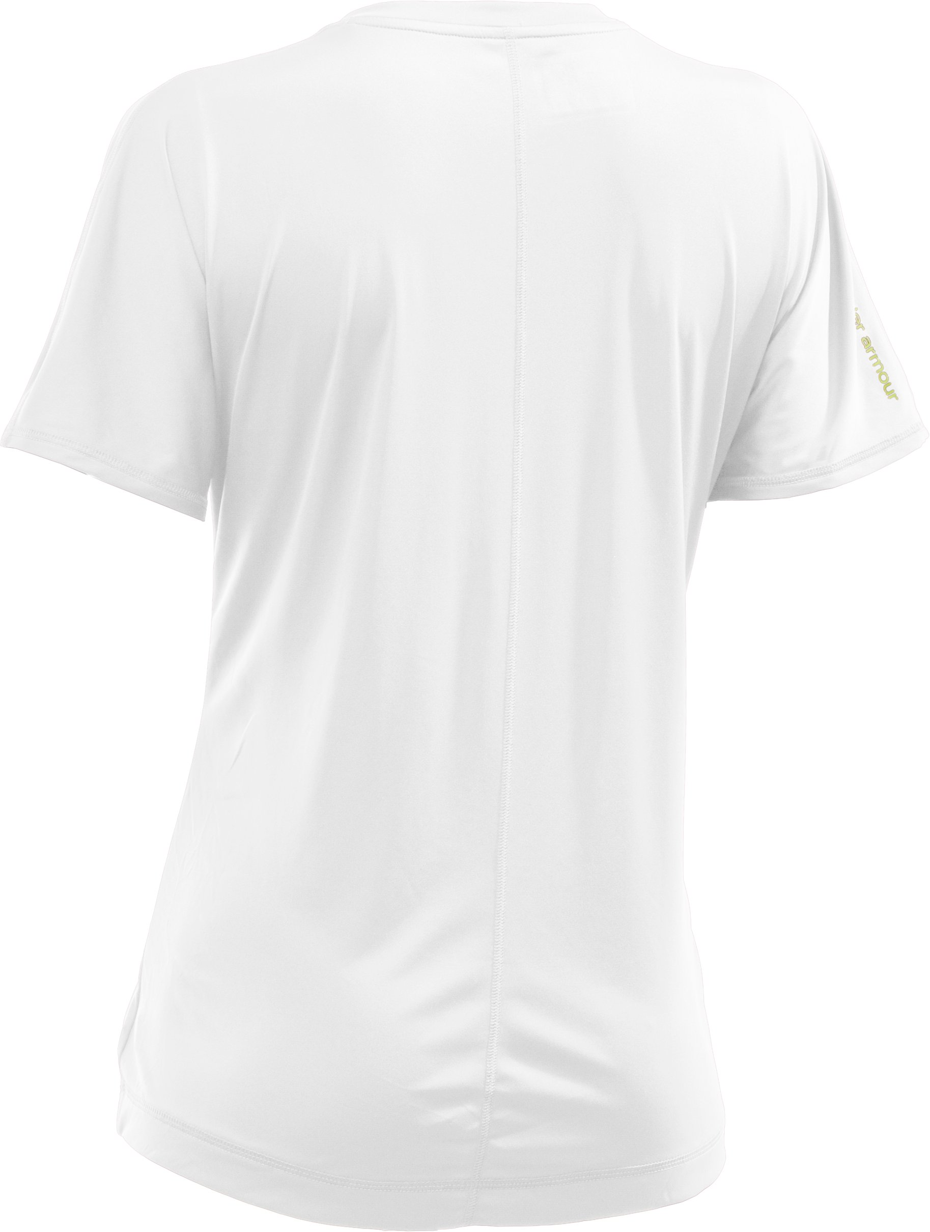 Women's UA Catalyst V-Neck T-Shirt, White