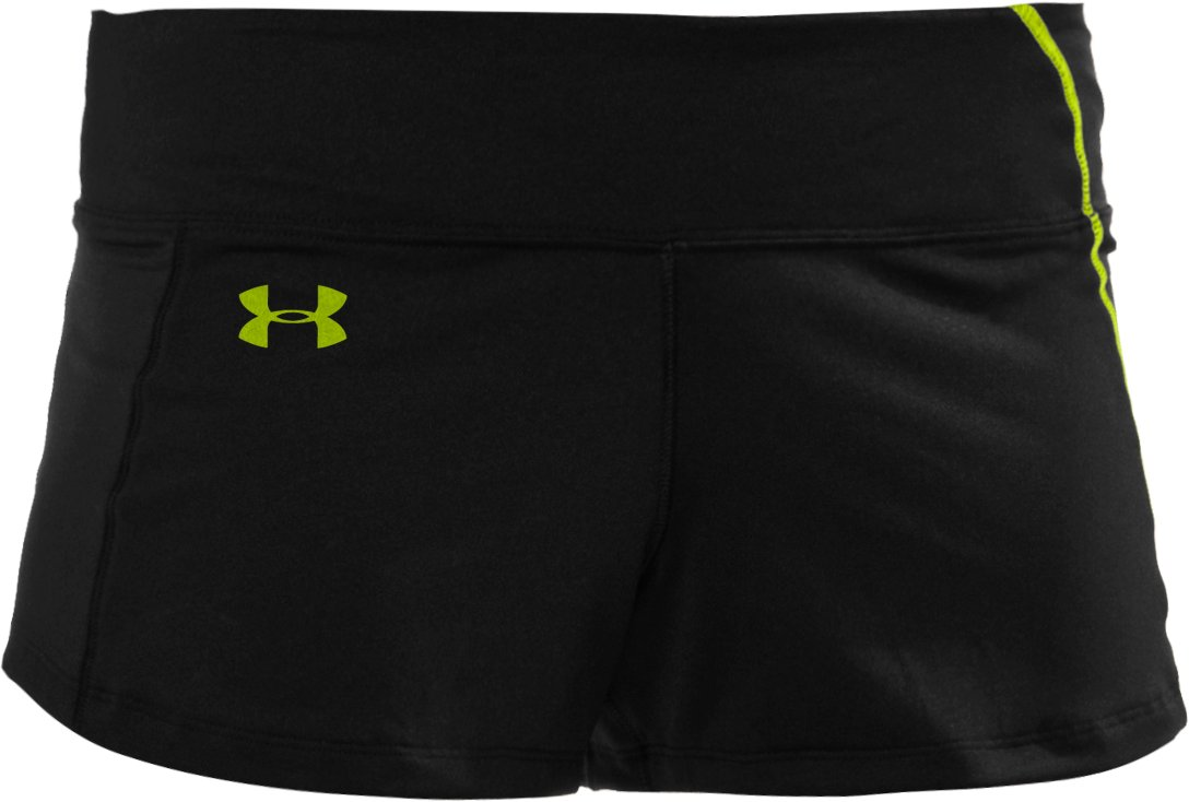 "Women's UA Catalyst 3"" Short, Black , undefined"