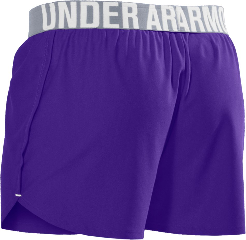 "Women's Play Up 3"" Short, Pluto, undefined"