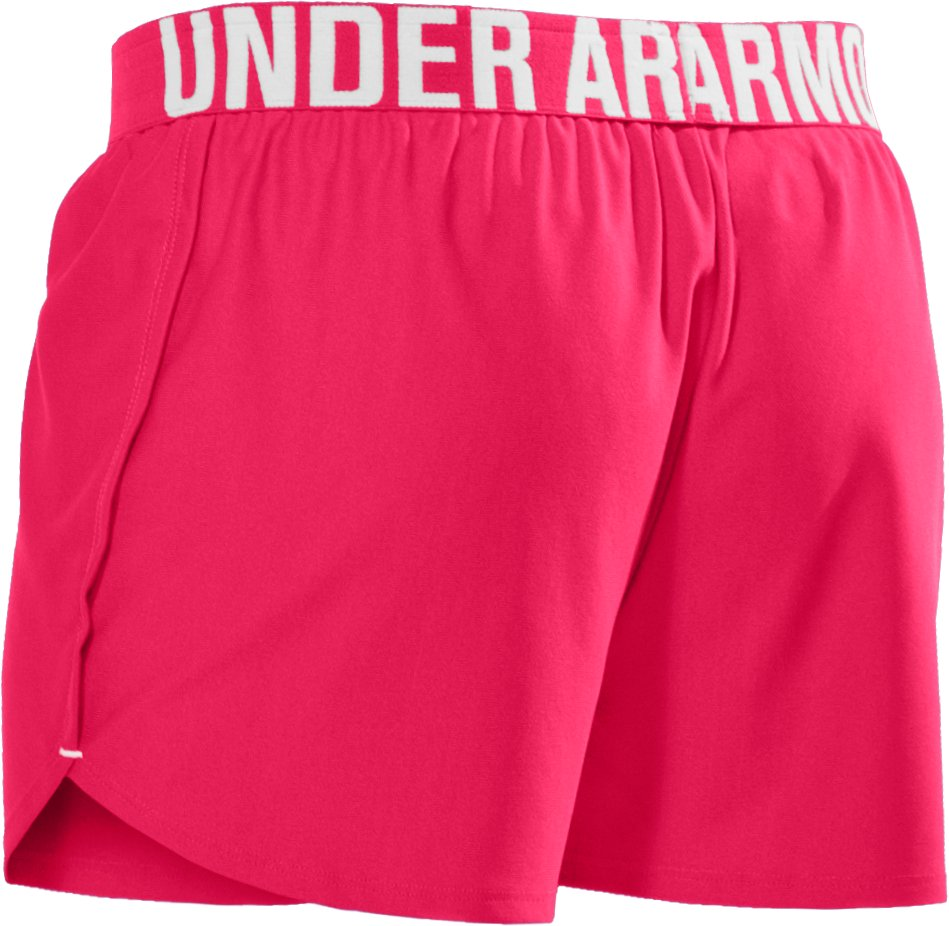 "Women's Play Up 3"" Short, Neo Pulse"