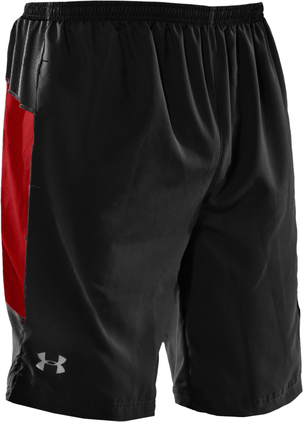 "Men's UA Escape 9"" Running Shorts, Black"