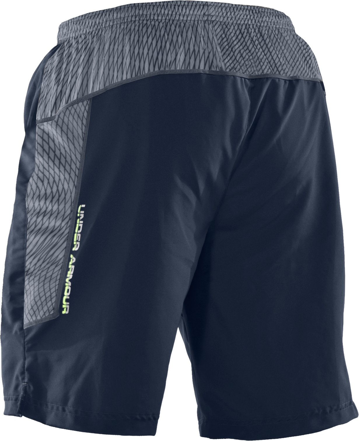 "Men's UA Escape 9"" Running Shorts, Wire"