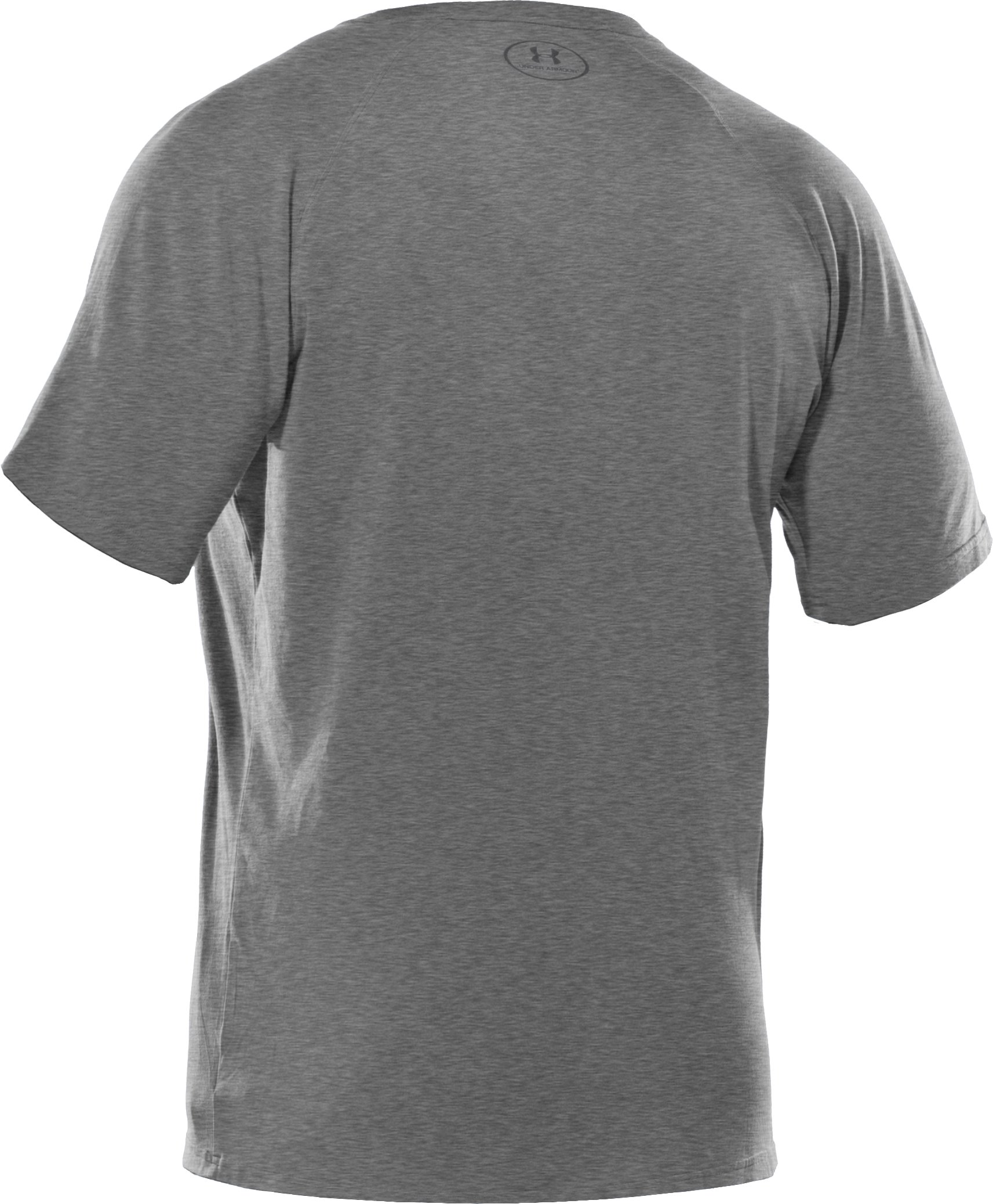 Men's Charged Cotton® V-Neck T-Shirt, True Gray Heather