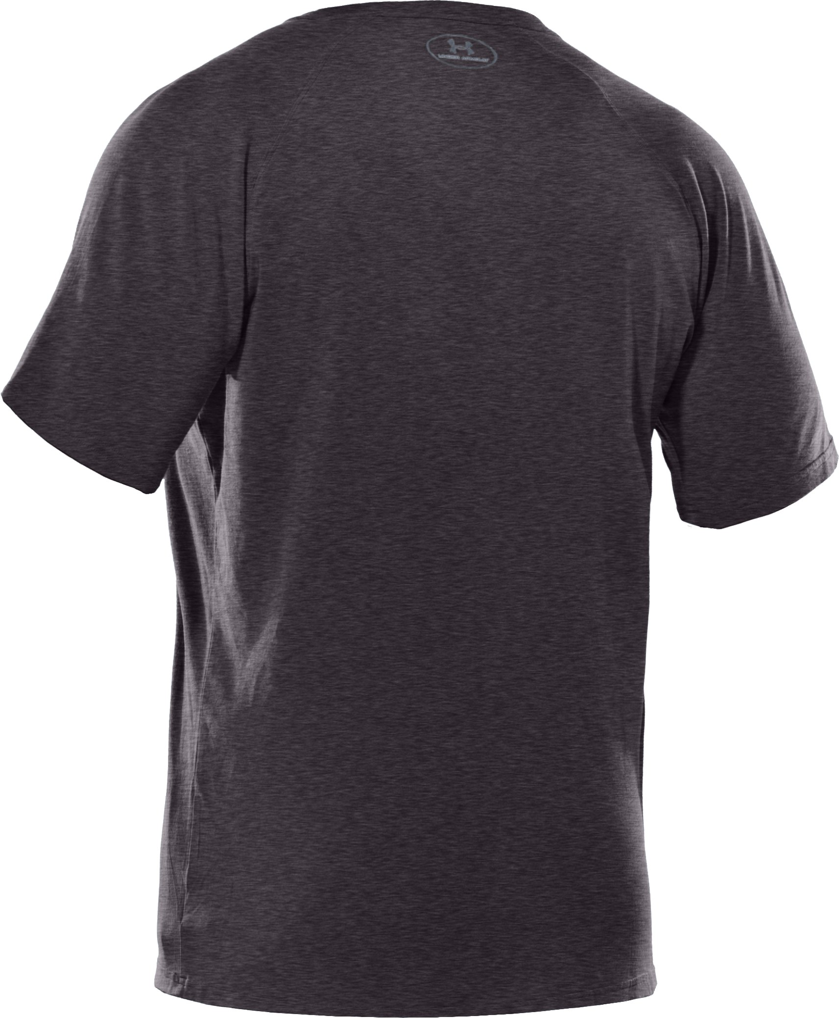 Men's Charged Cotton® V-Neck T-Shirt, Carbon Heather