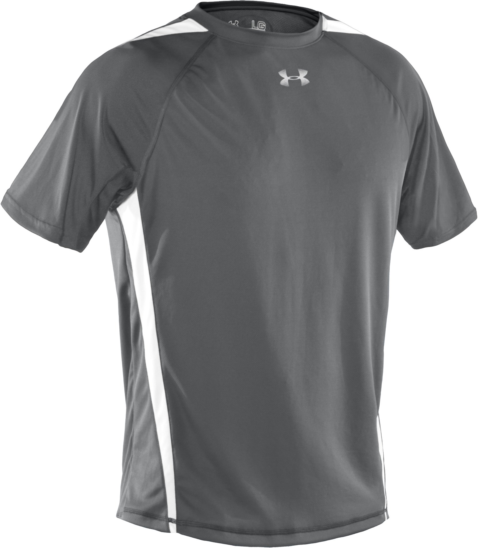 Men's UA Zone VI T-Shirt, Graphite