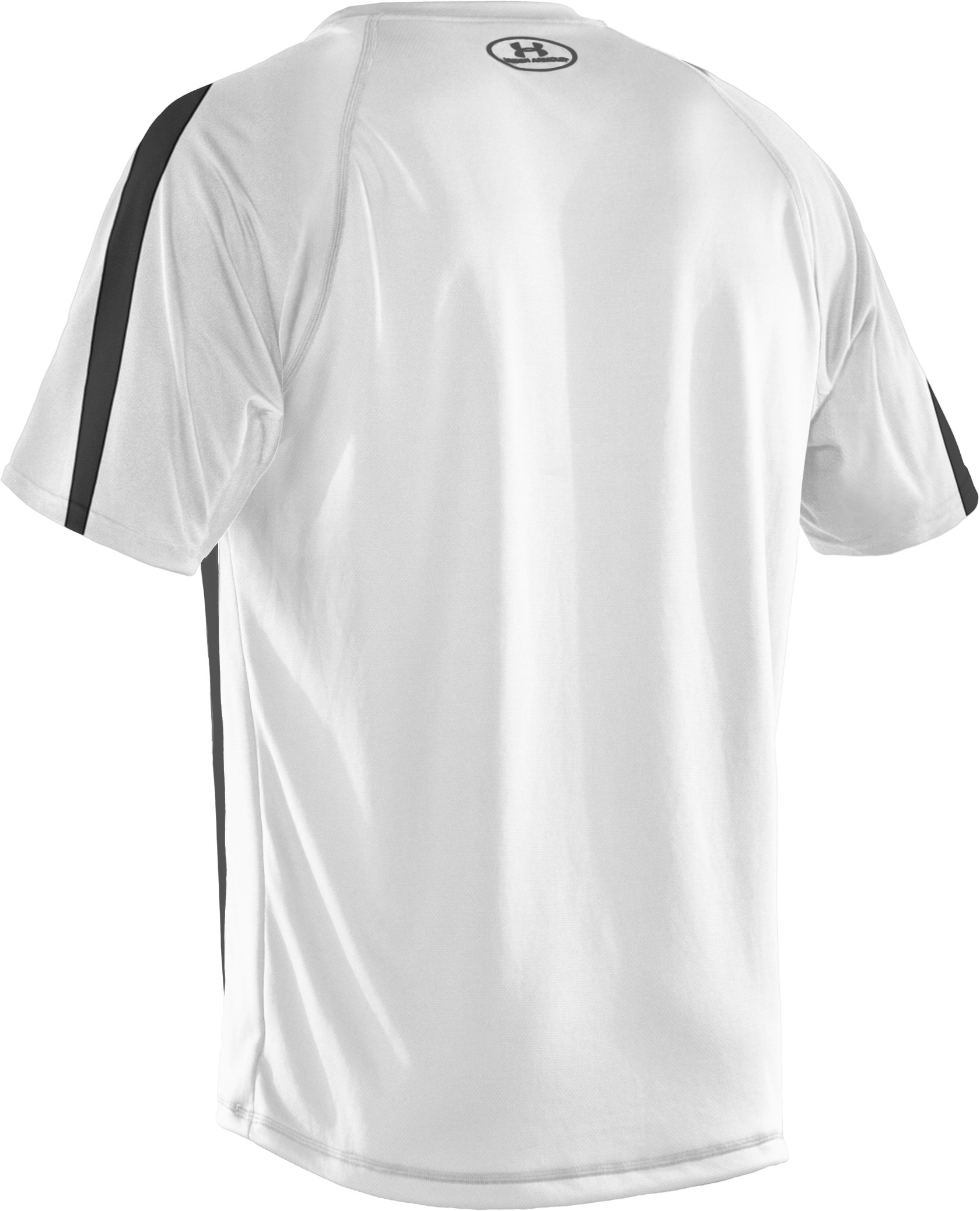 Men's UA Zone VI T-Shirt, White, undefined