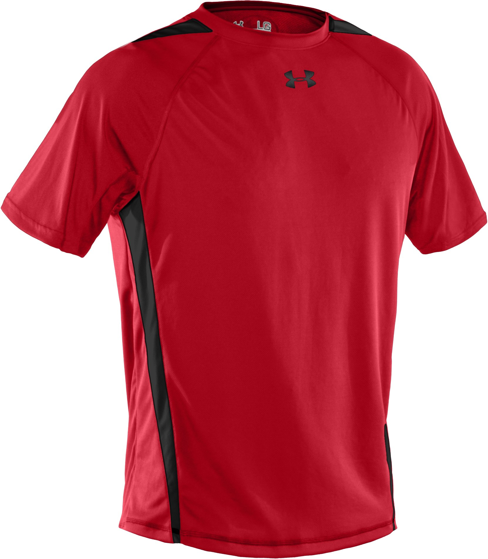 Men's UA Zone VI T-Shirt, Red