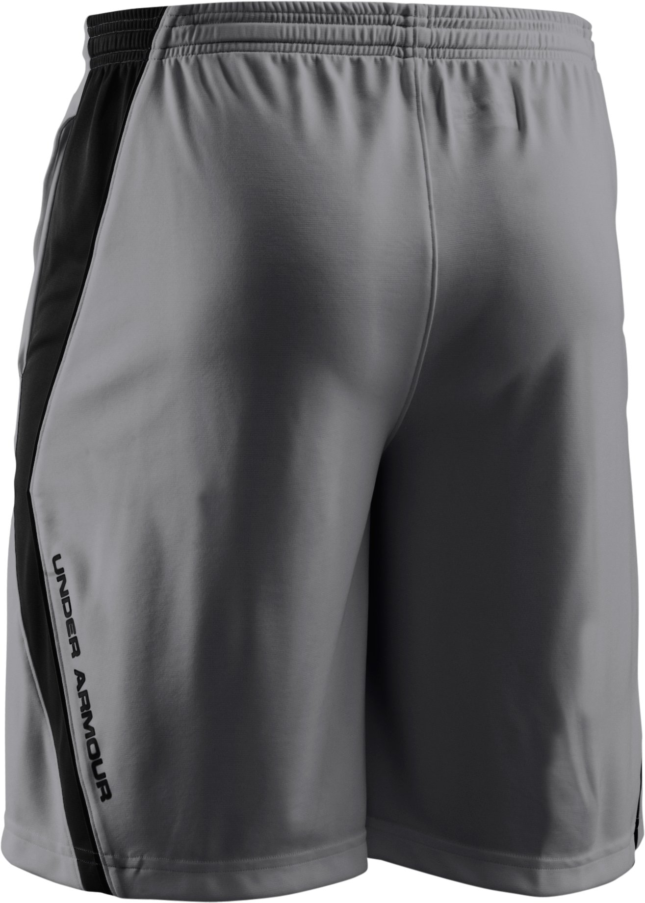 "Men's UA Multiplier 10"" Shorts, Graphite, undefined"