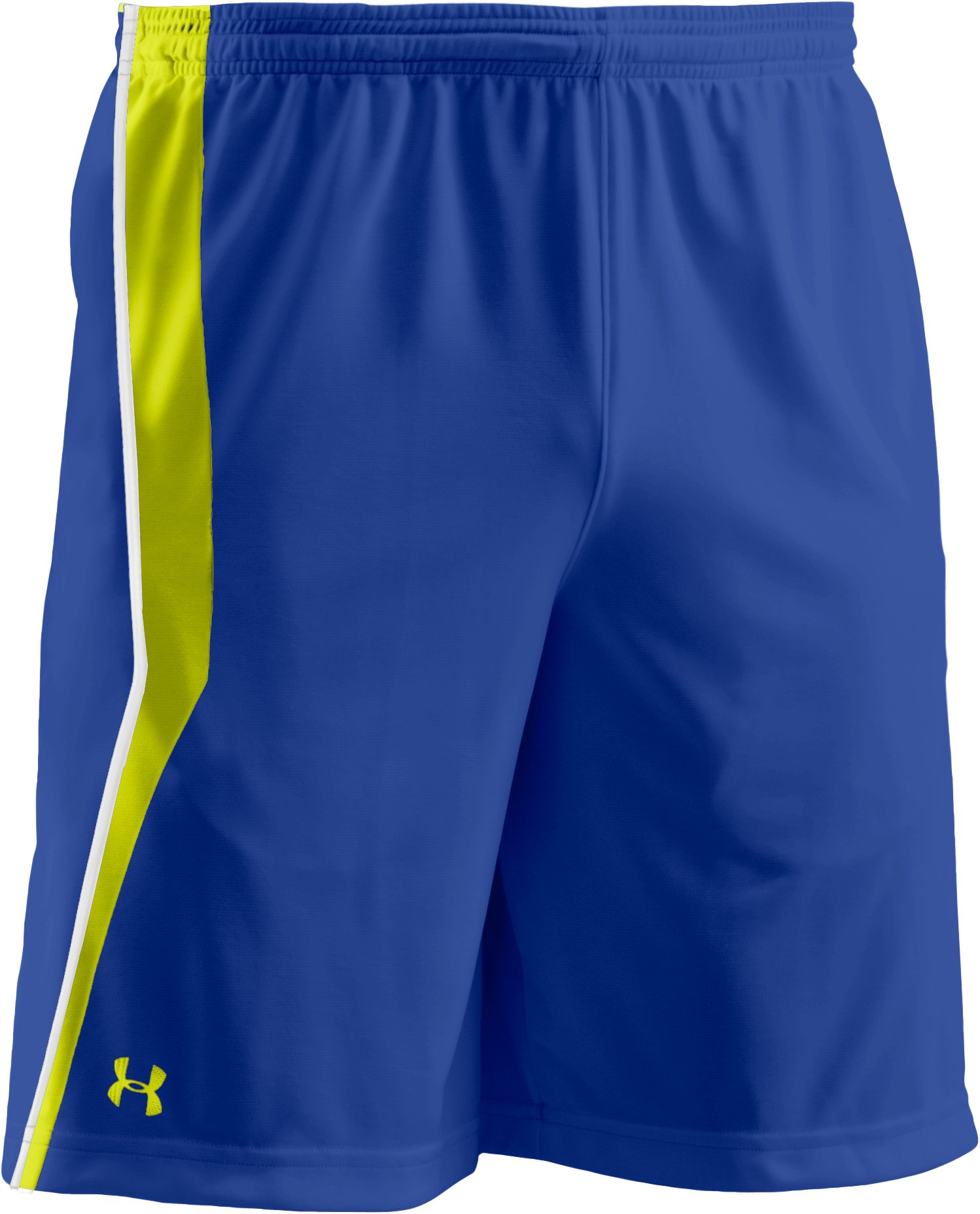 "Men's UA Multiplier 10"" Shorts, Caspian"