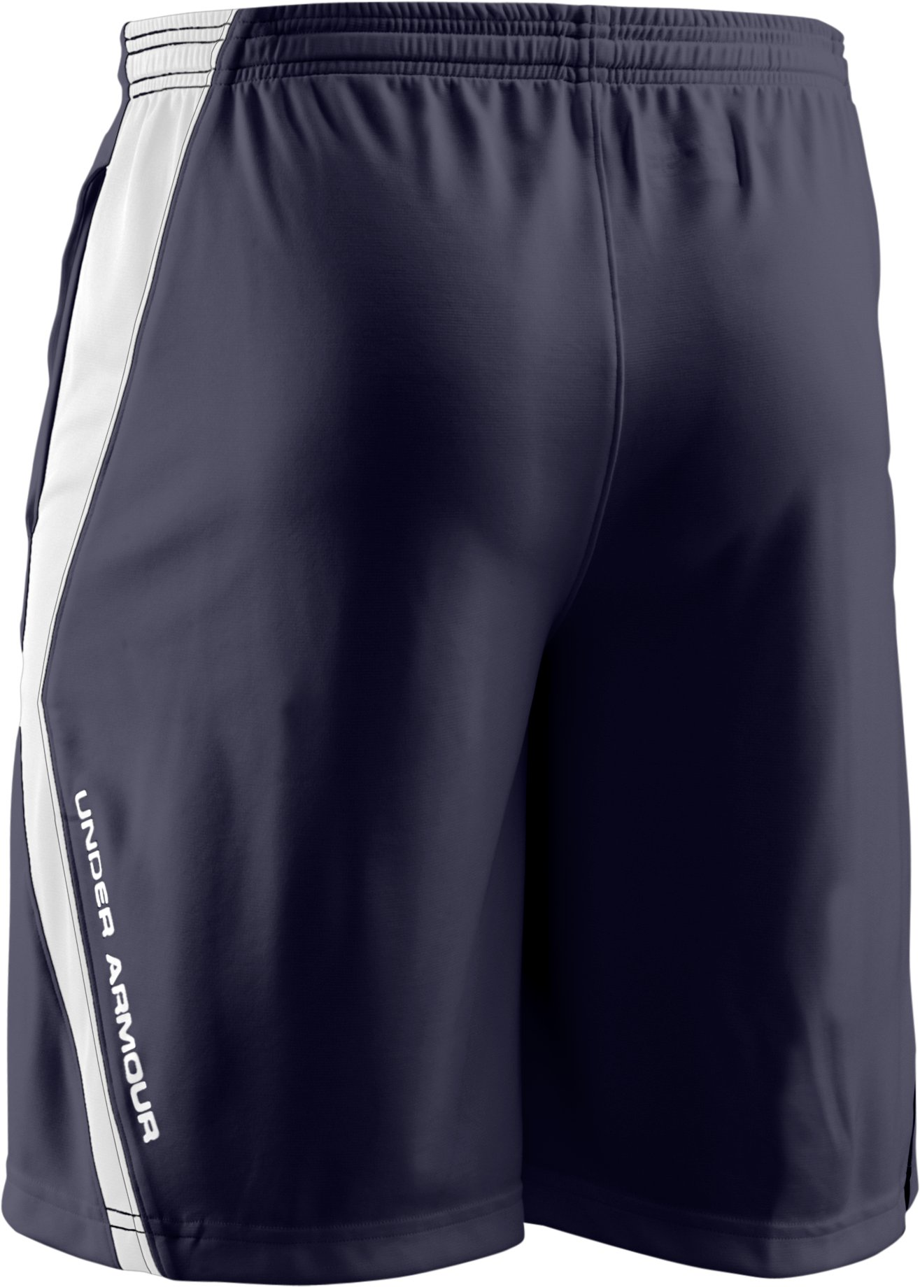 "Men's UA Multiplier 10"" Shorts, Midnight Navy"