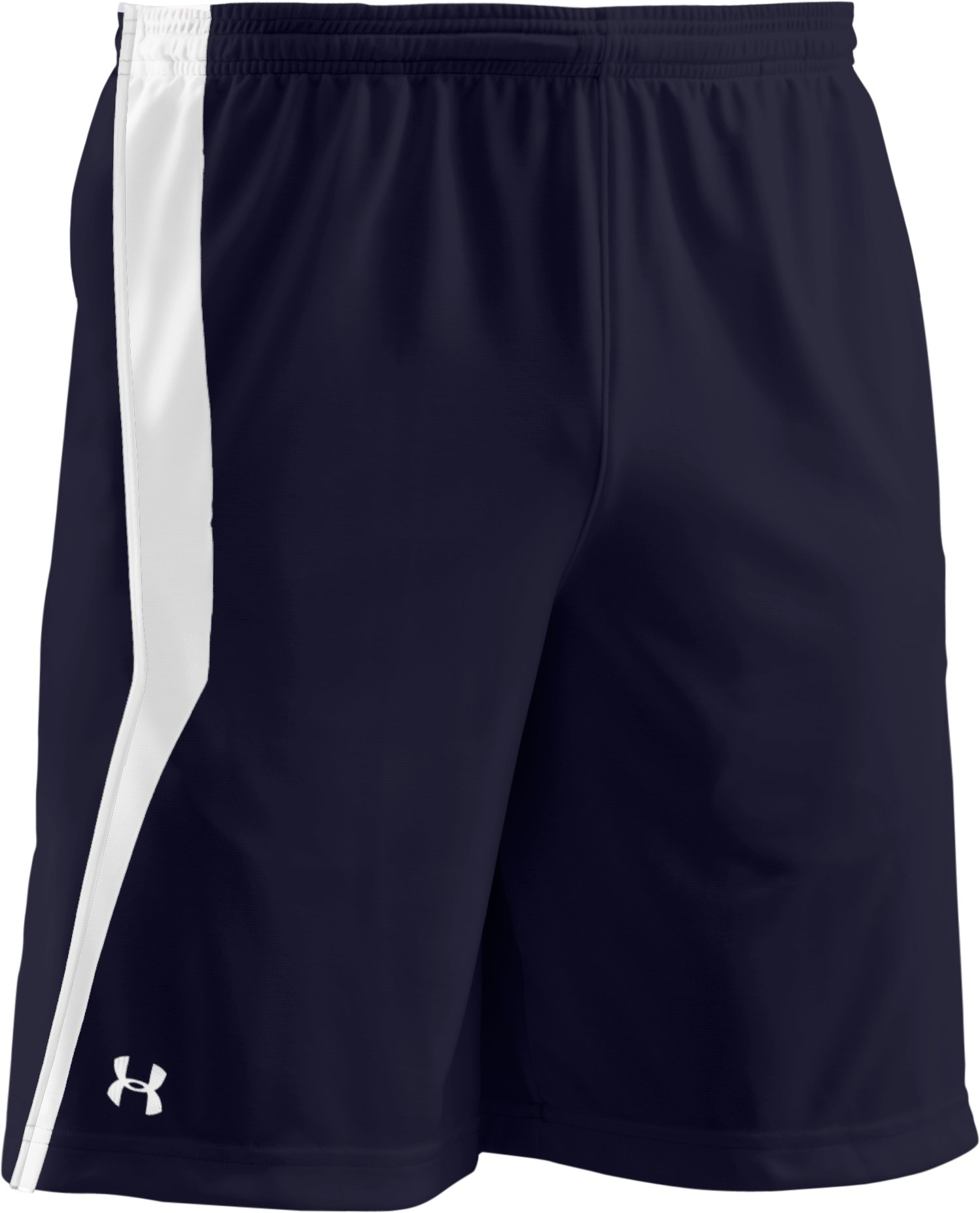 "Men's UA Multiplier 10"" Shorts, Midnight Navy, undefined"