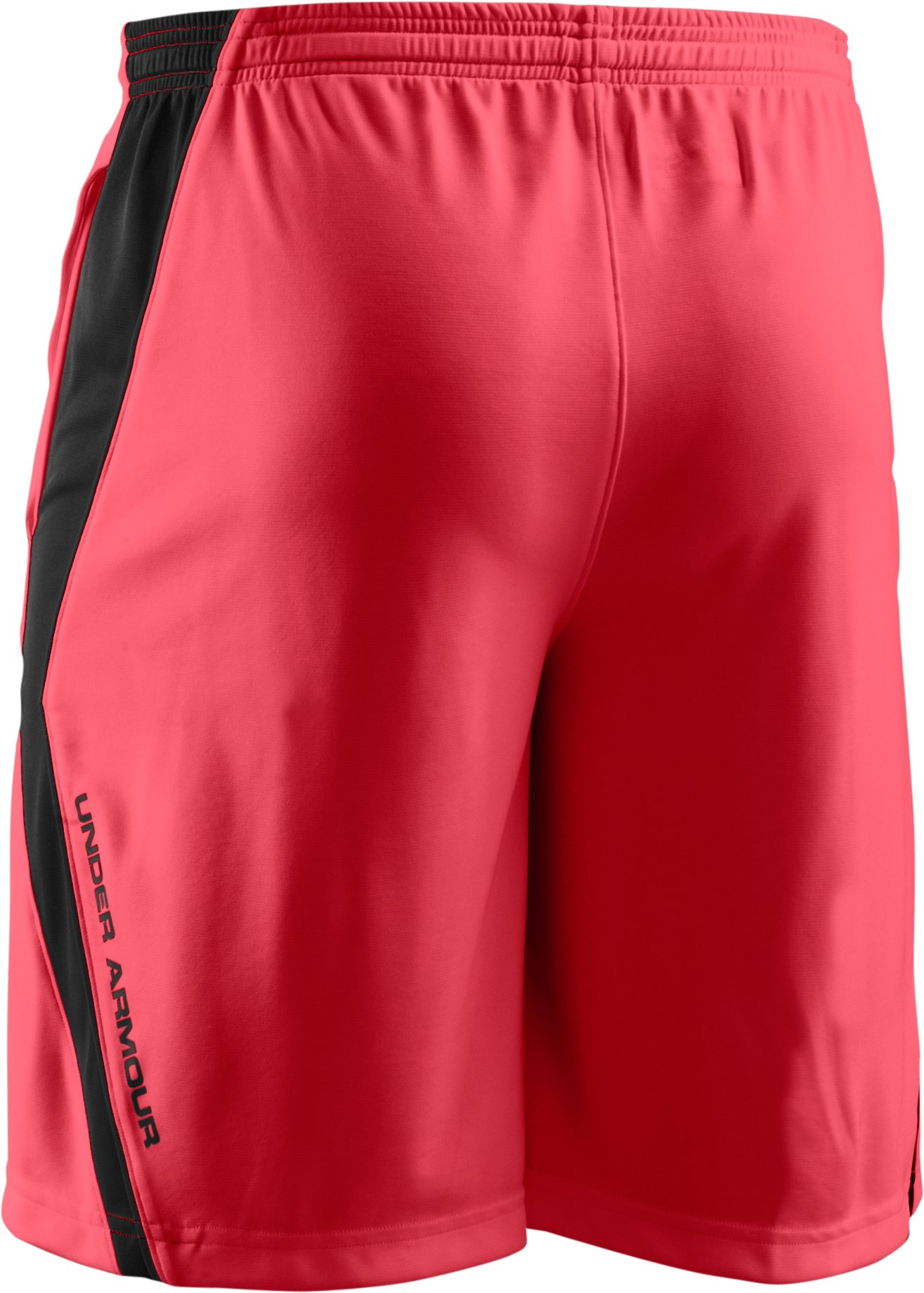 "Men's UA Multiplier 10"" Shorts, Red"