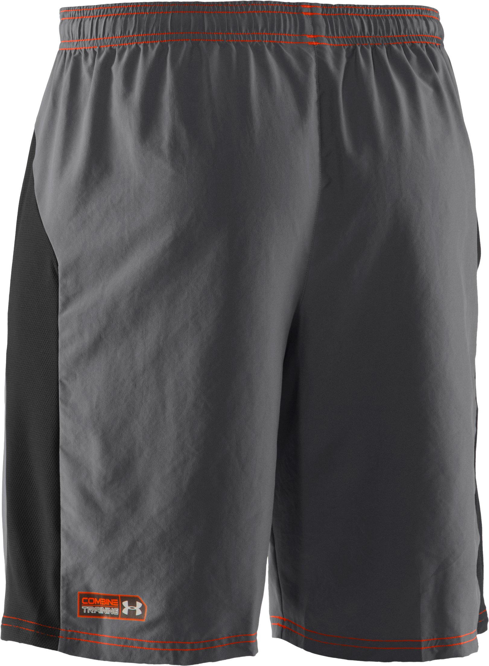 Men's UA Combine™ Training Shorts, Graphite
