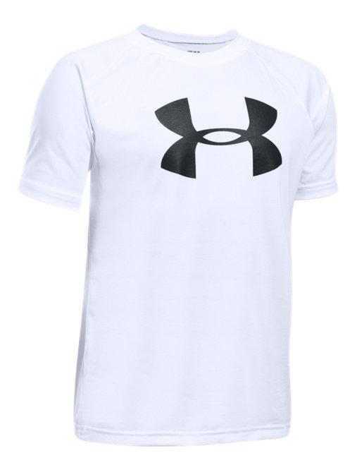 c471120a Boys' UA Tech™ Big Logo Printed T-Shirt   Under Armour US