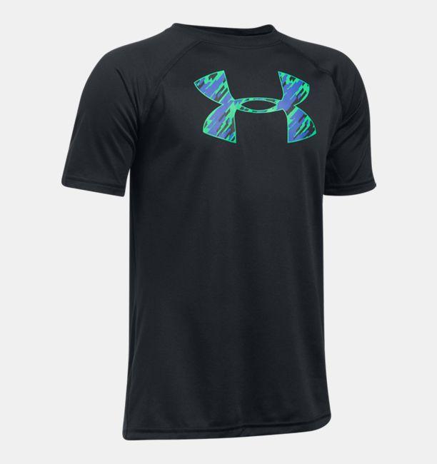 Boys Ua Tech Big Logo T Shirt Under Armour Us