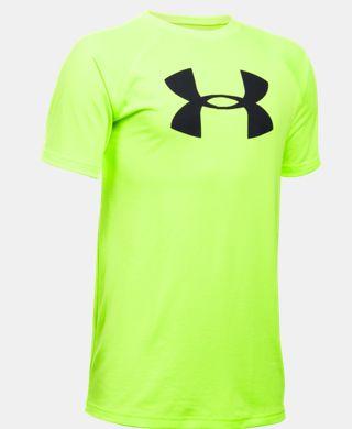 Boys' UA Tech Big Logo T-Shirt