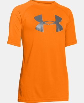 Boy's UA Tech™ Big Logo T-Shirt   $22.99