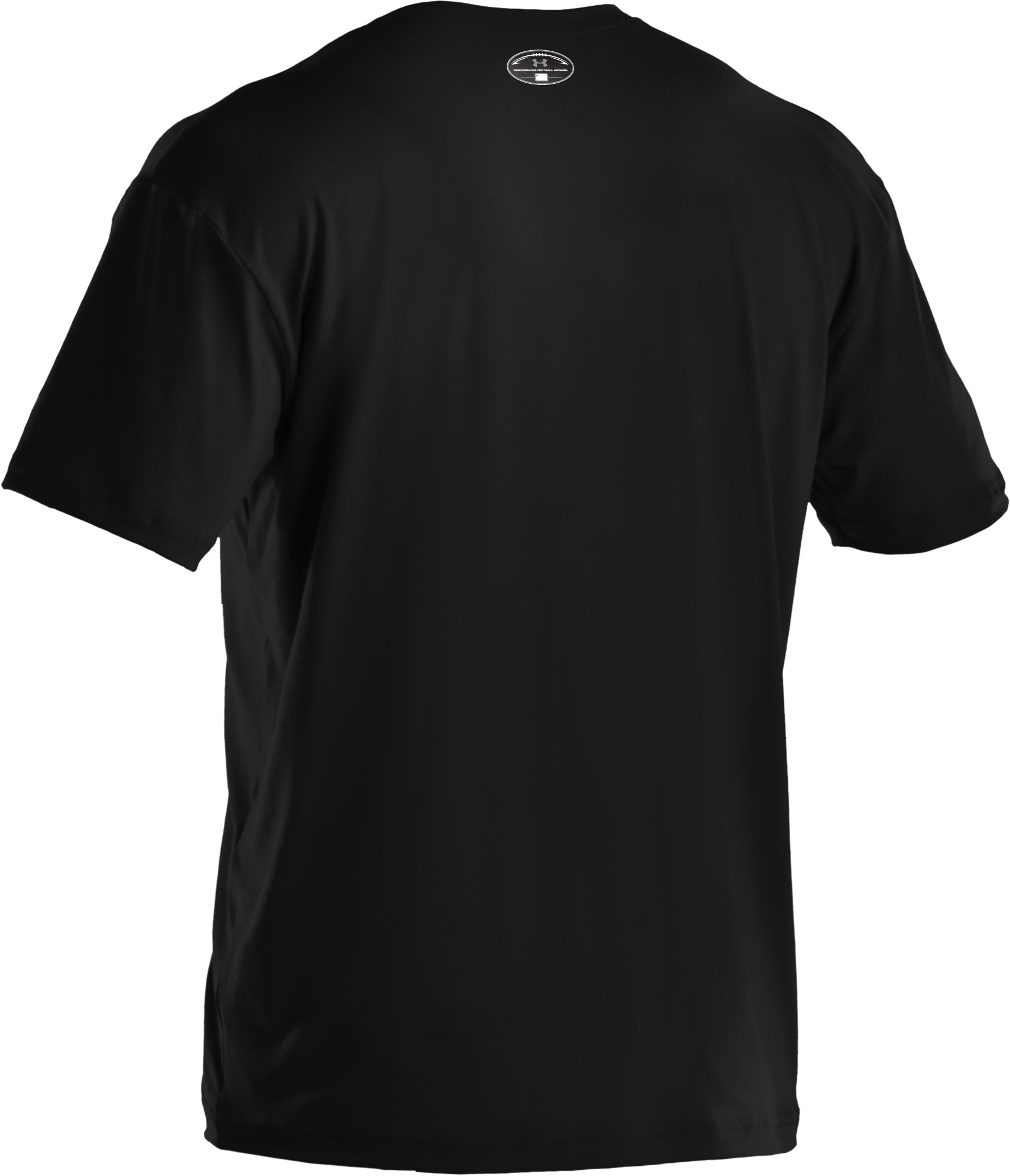 Men's UA Warp Short Sleeve Graphic T-Shirt, Black