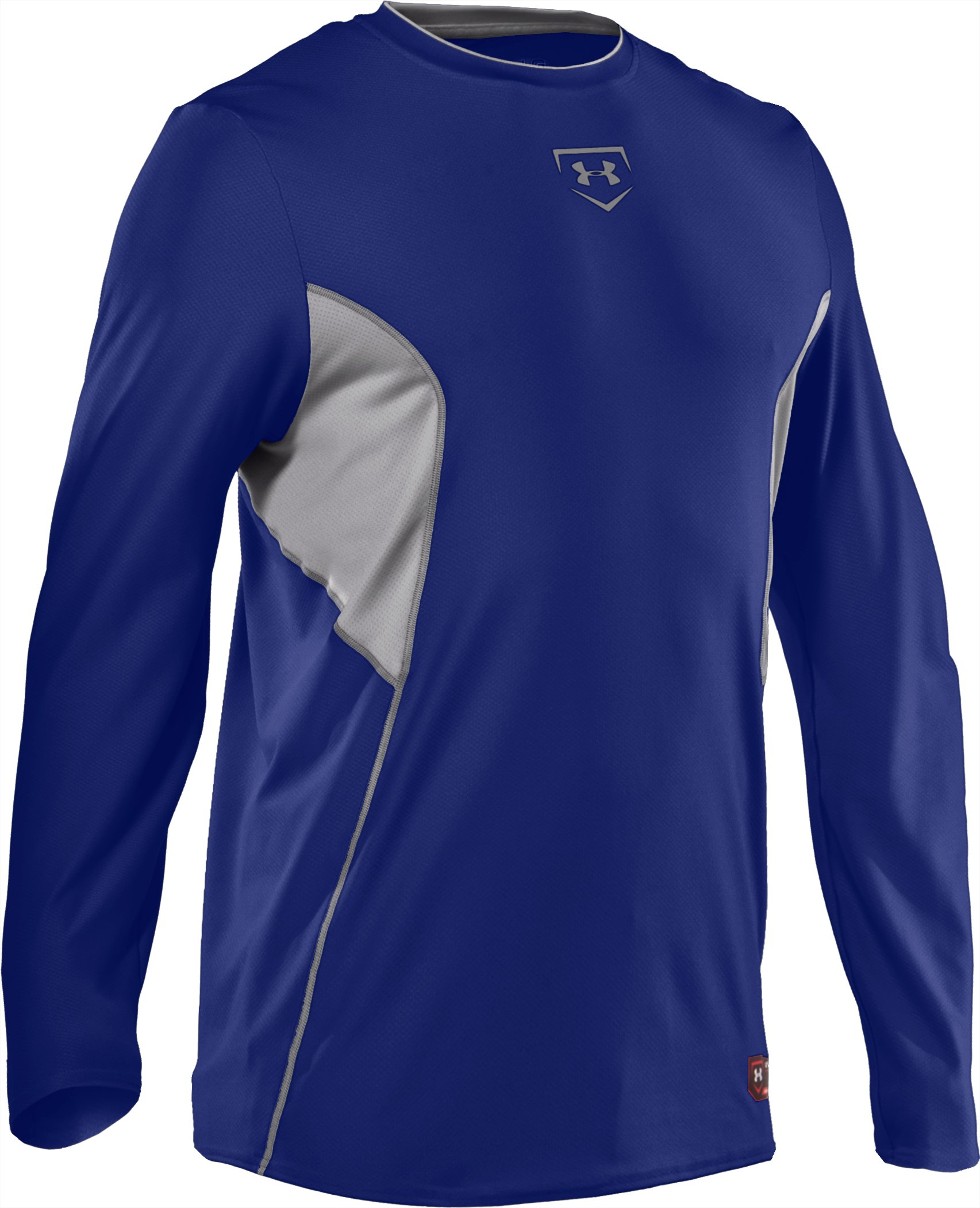 Men's Baseball Gameday Long Sleeve Shirt, Royal