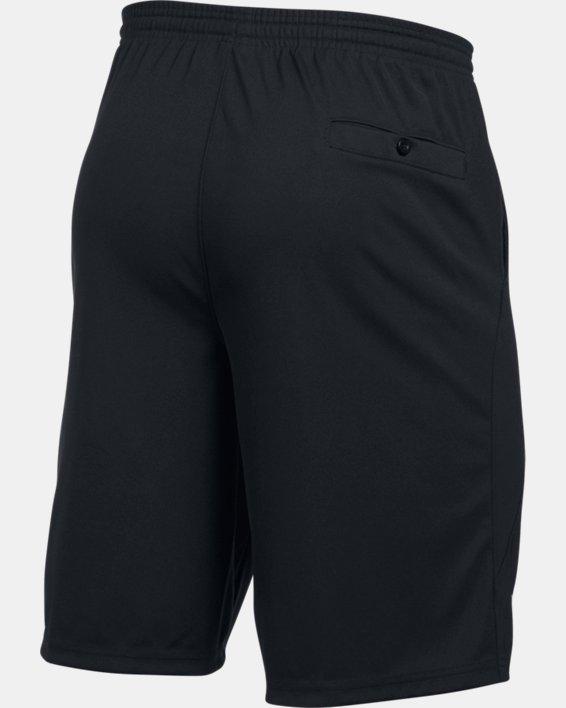 Men's UA Team Coaches Shorts, Black, pdpMainDesktop image number 10