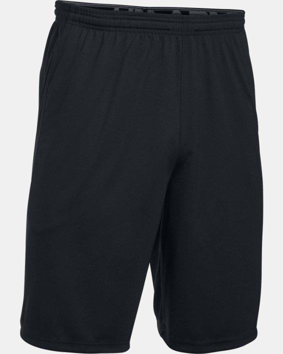 Men's UA Team Coaches Shorts, Black, pdpMainDesktop image number 9