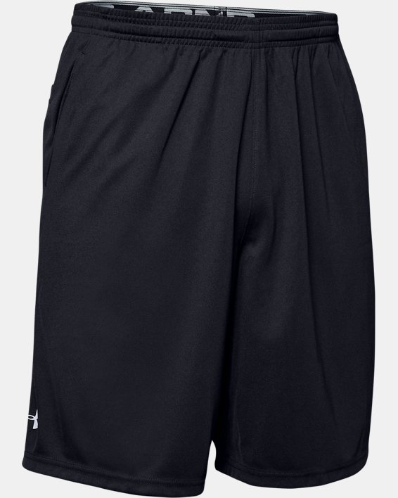 Men's UA Team Coaches Shorts, Black, pdpMainDesktop image number 6