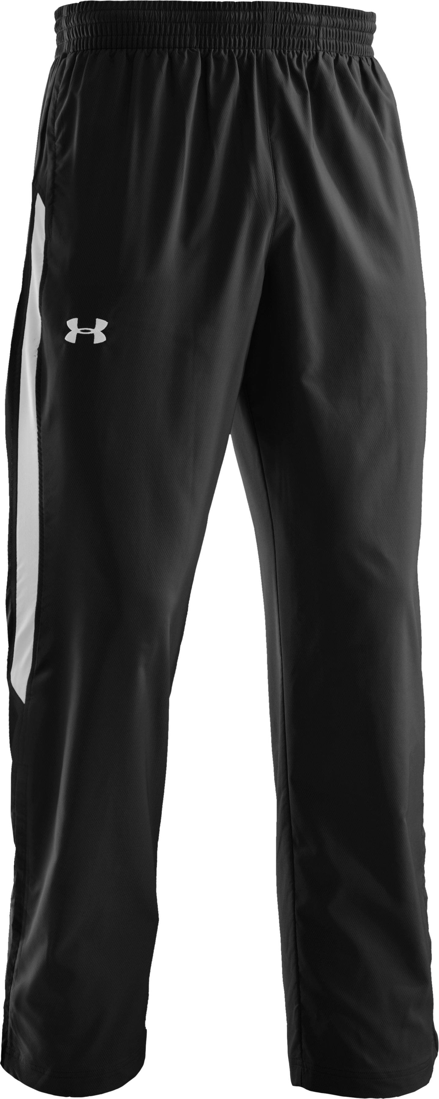 "Men's Undeniable II 32"" Warm-Up Pants, Black"
