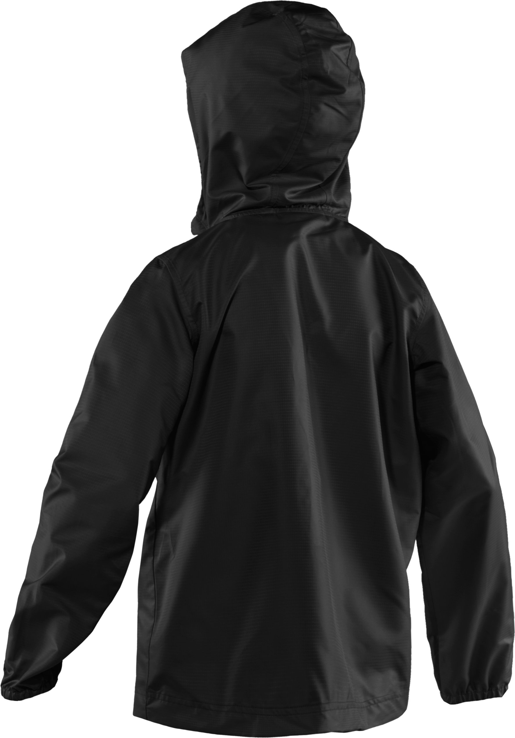 Boys' Tideburst Jacket, Black