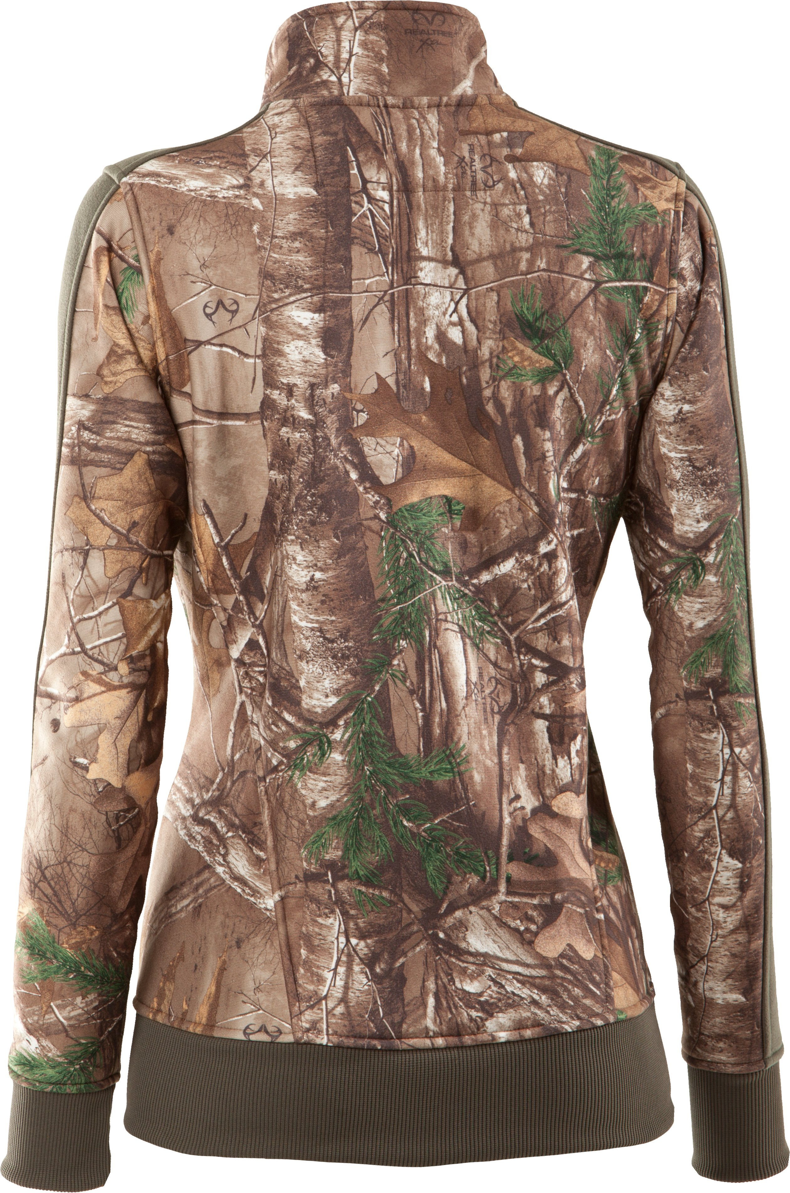 Women's Ayton Fleece Jacket, REALTREE AP-XTRA