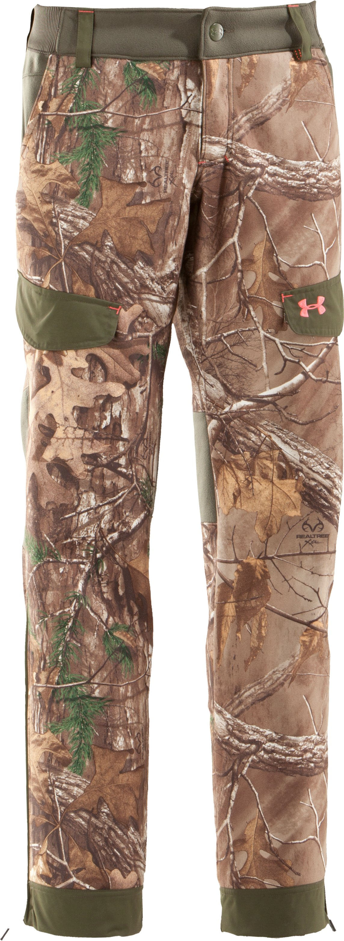 Women's Ayton Fleece Pants, REALTREE AP-XTRA, undefined