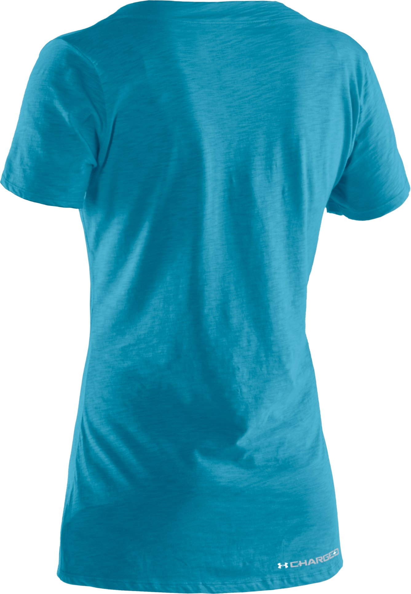 Women's Charged Cotton® Slub T-Shirt, Break