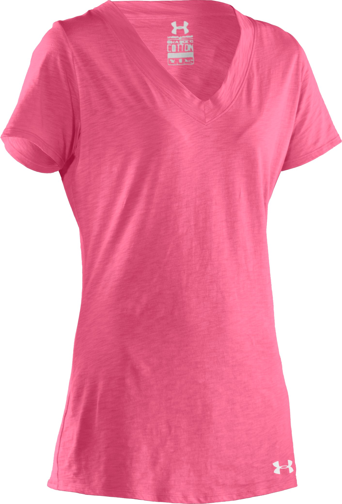 Women's Charged Cotton® Slub T-Shirt, Ultra