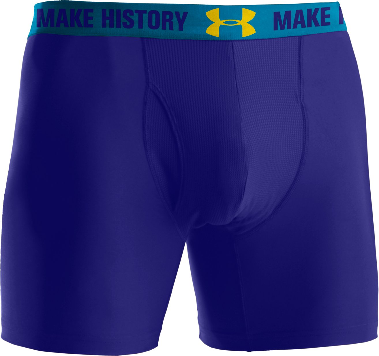 Men's UA Original Series Statement Boxerjock®, Caspian, undefined