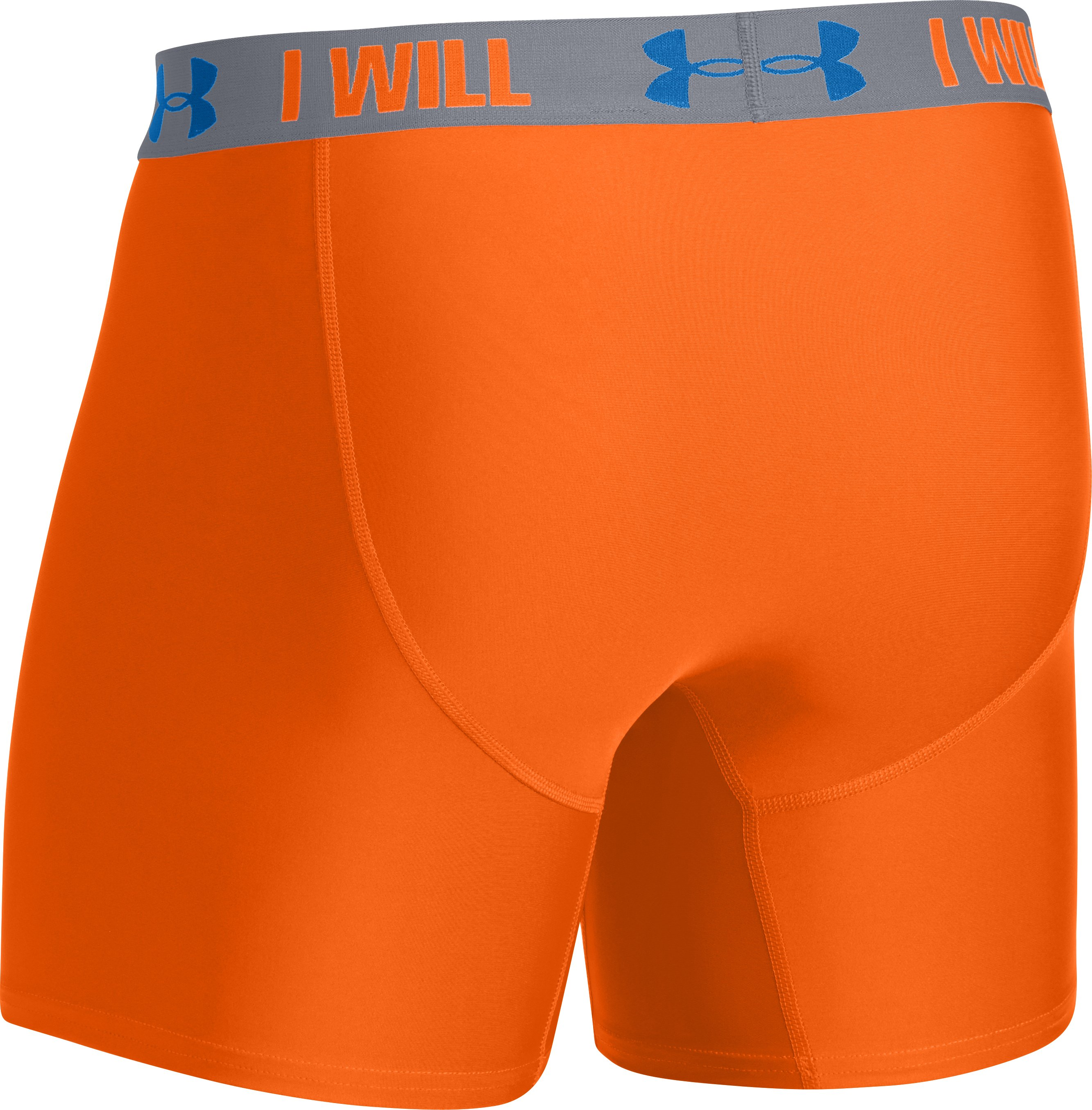 Men's UA Original Series Statement Boxerjock®, Blaze Orange