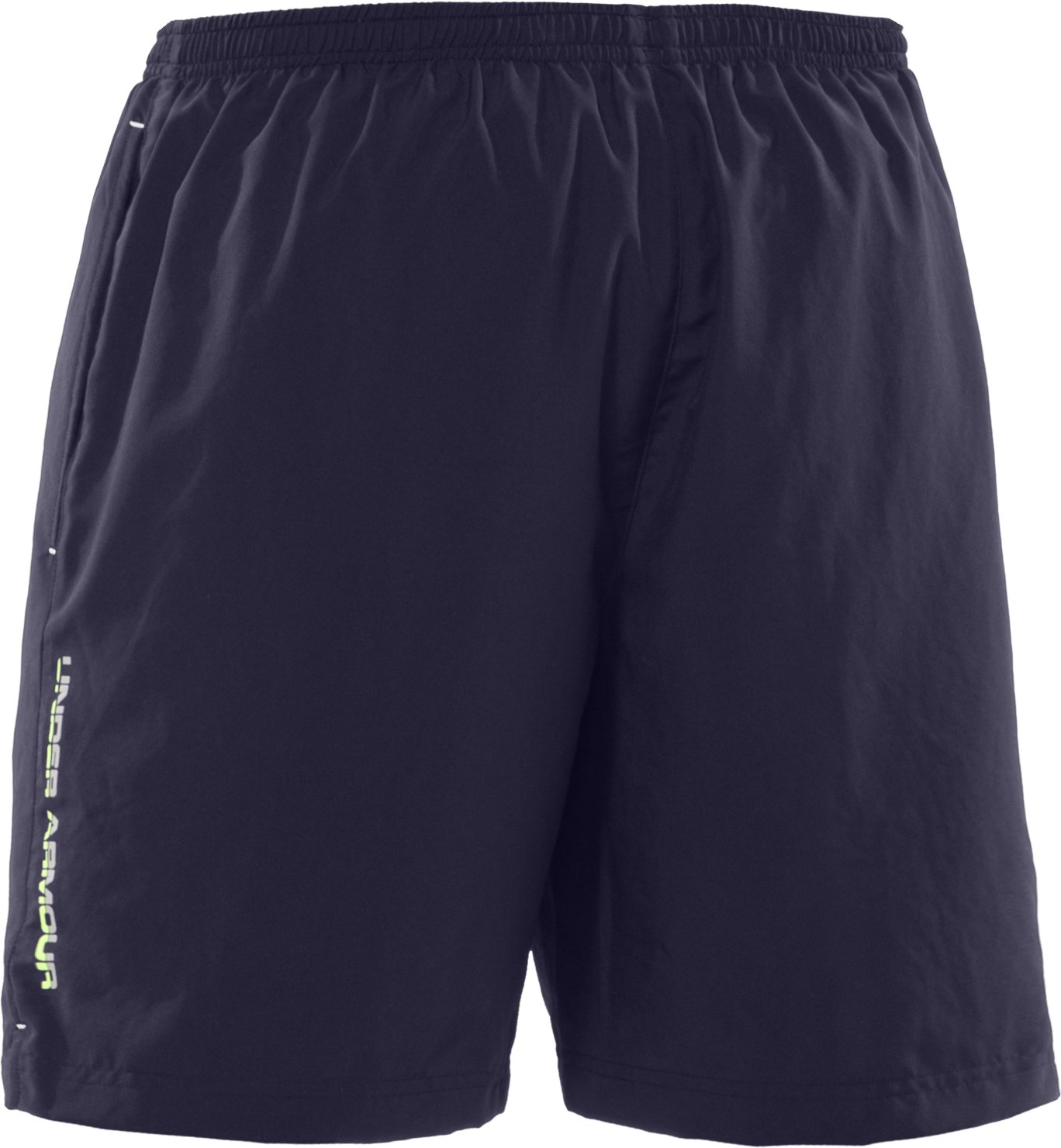 "Men's UA Escape 7"" Solid Shorts, Midnight Navy"