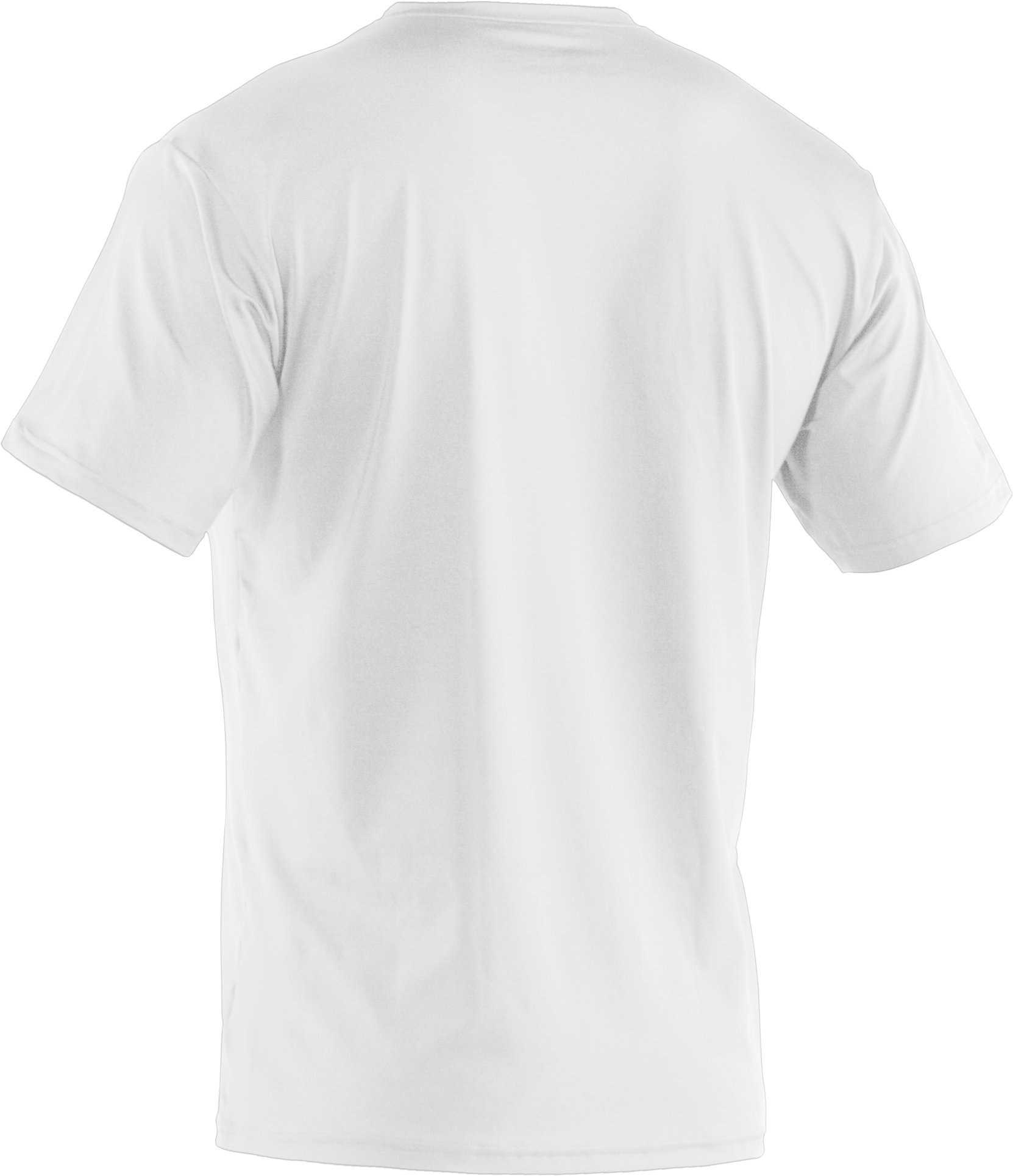 Men's The Original UA Fitted V-Neck Undershirt, White