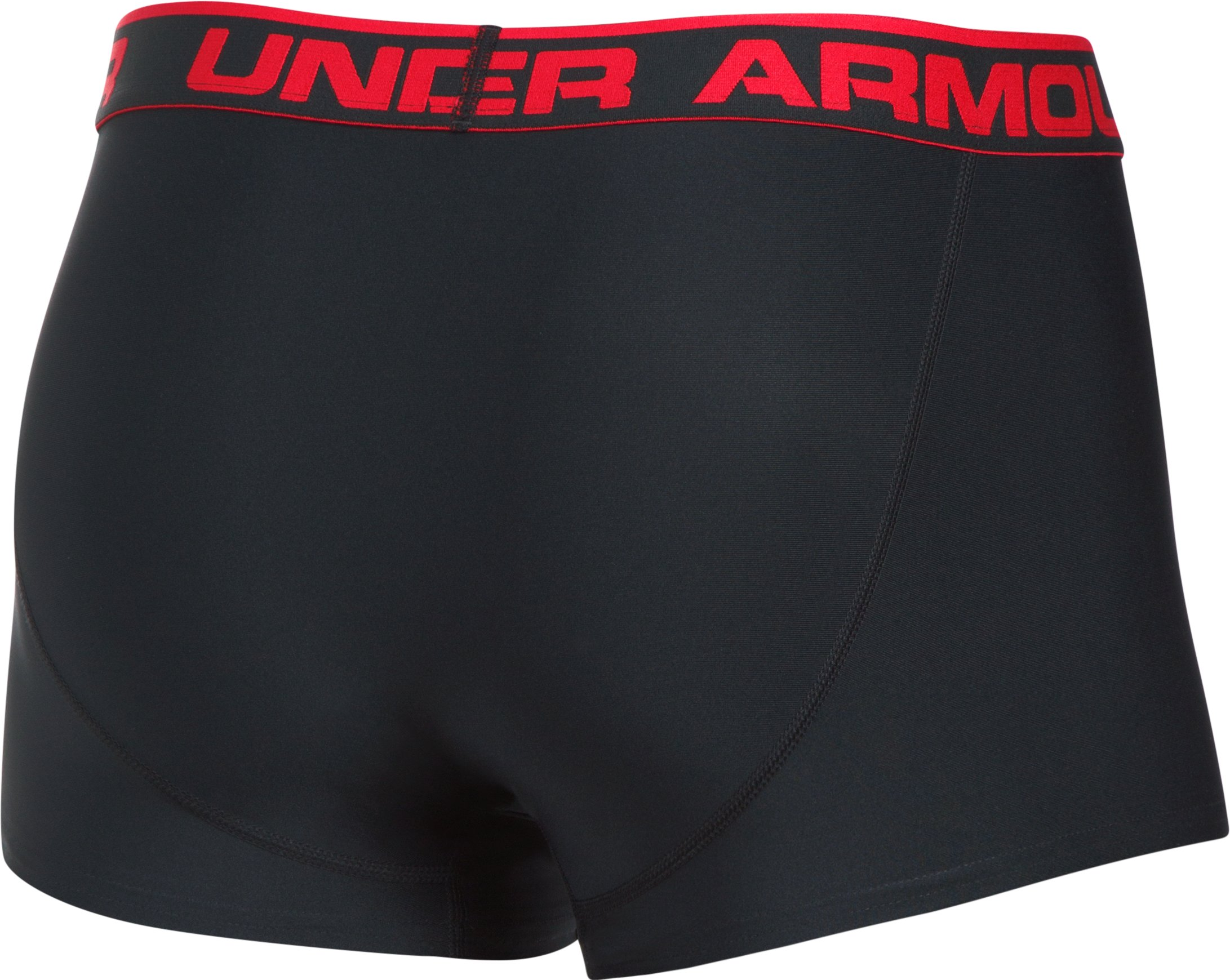 "Men's UA Original Series 3"" Boxerjock®, Black"